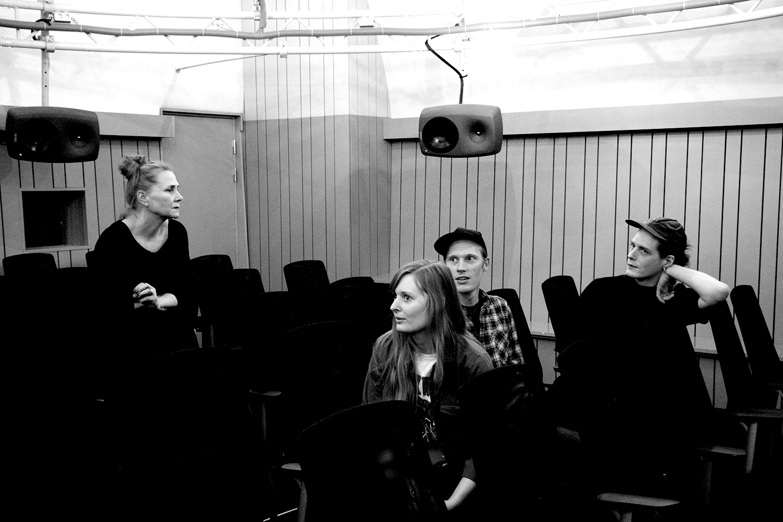 StDH @ Audiorama: Jondelius/af Ekenstam/Lassbo – konsert onsdag 15 mars 2017. Foto: ©Bodil Bolstad/Audiorama