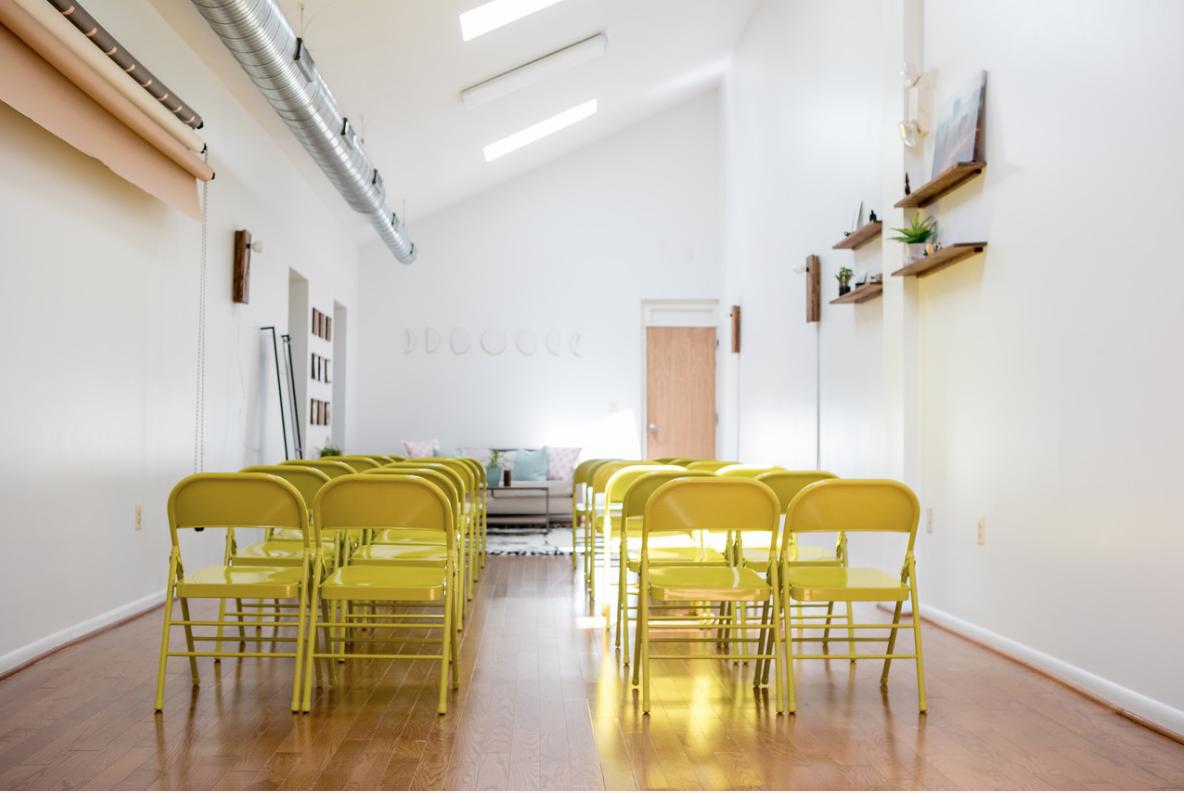 Creative Loft Set-up 1