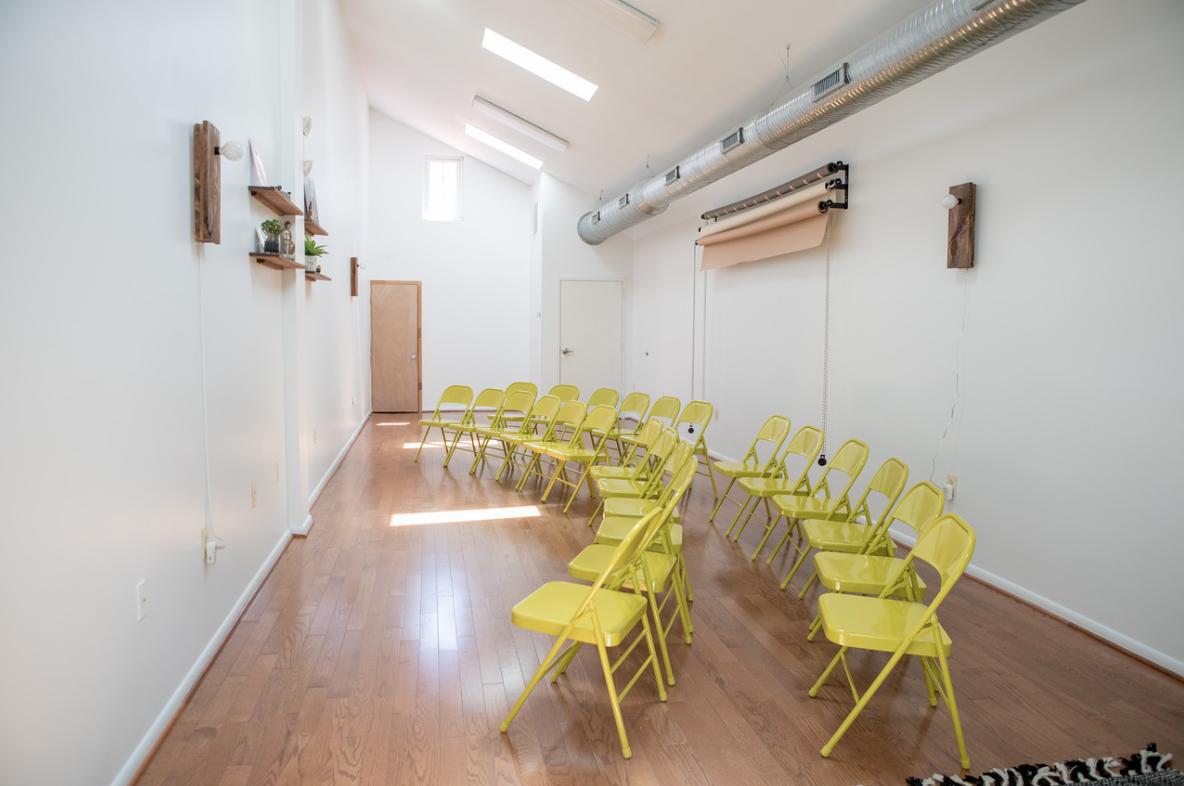 Creative Loft Set-up 3