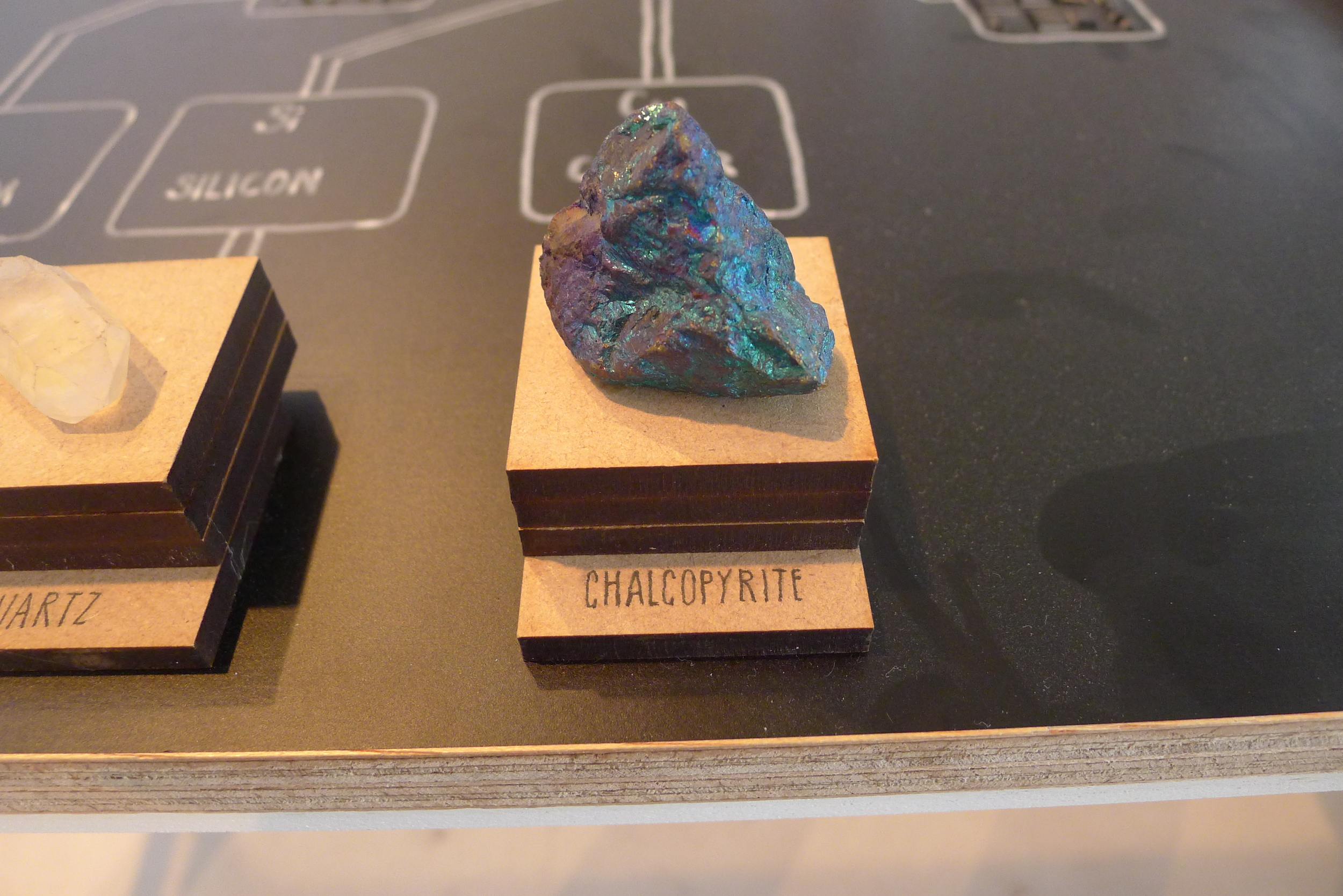 Elemental break down of the Fairphone, Awards Show