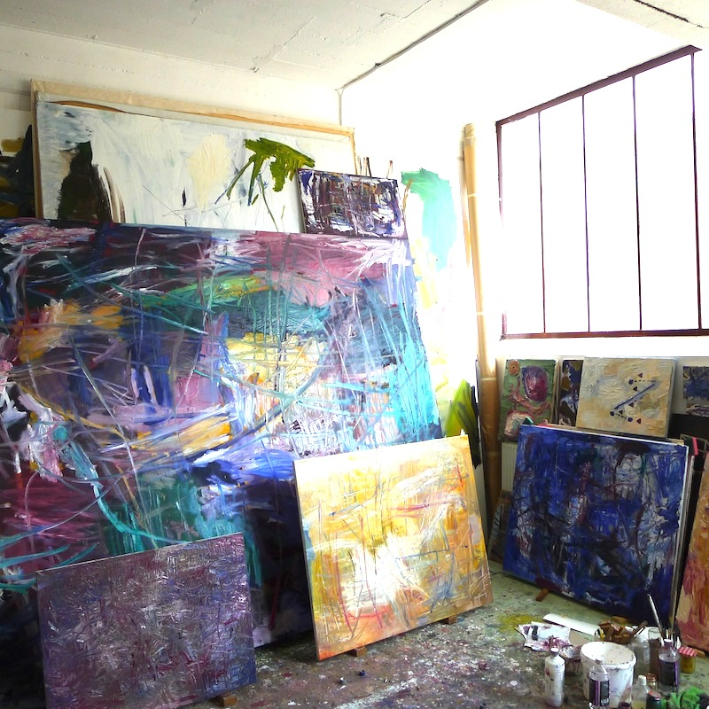 Raymond Cuijpers Studio, 2013