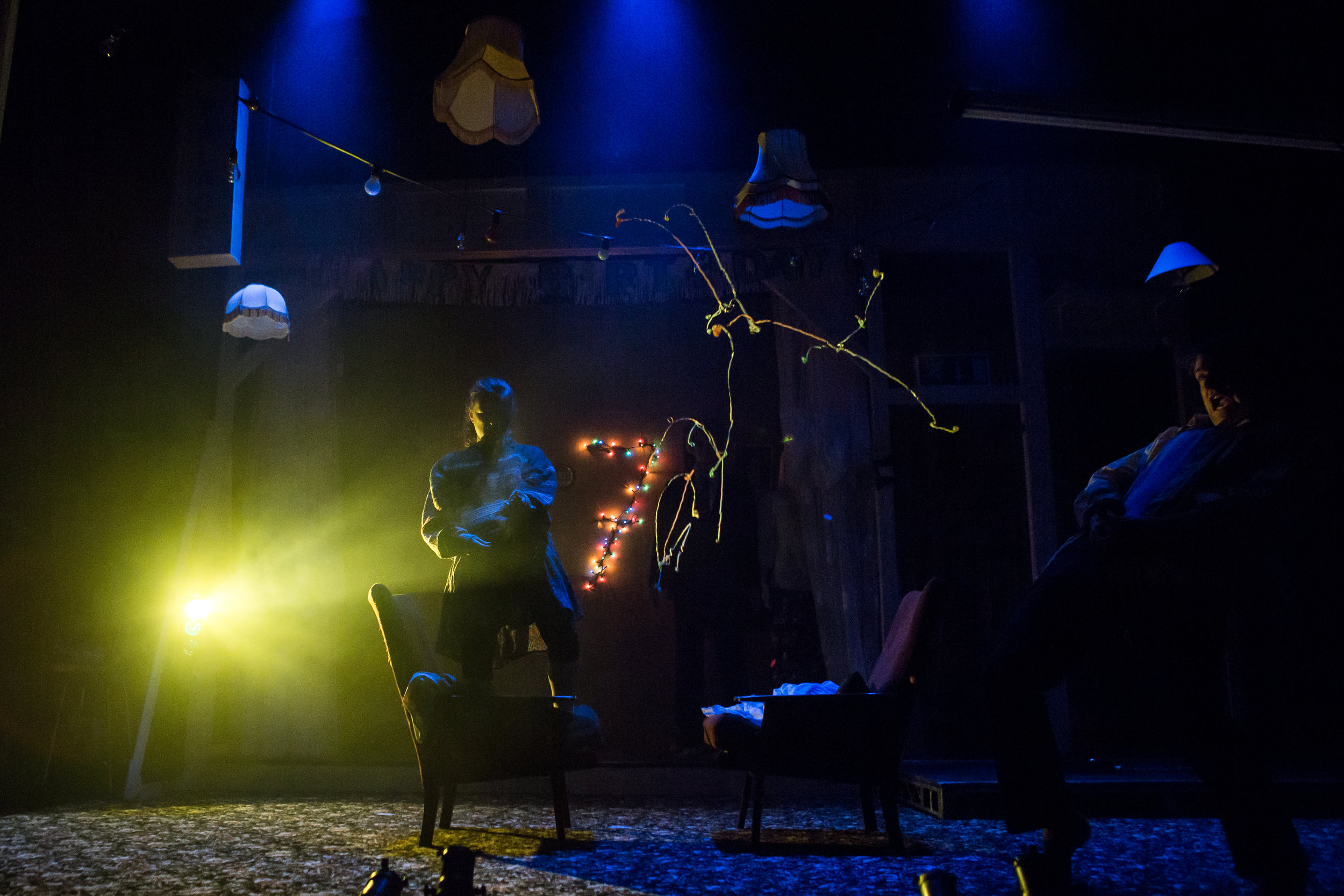 """ Cathal Cleary directs a tremendous high-voltage production ""  Financial Times"