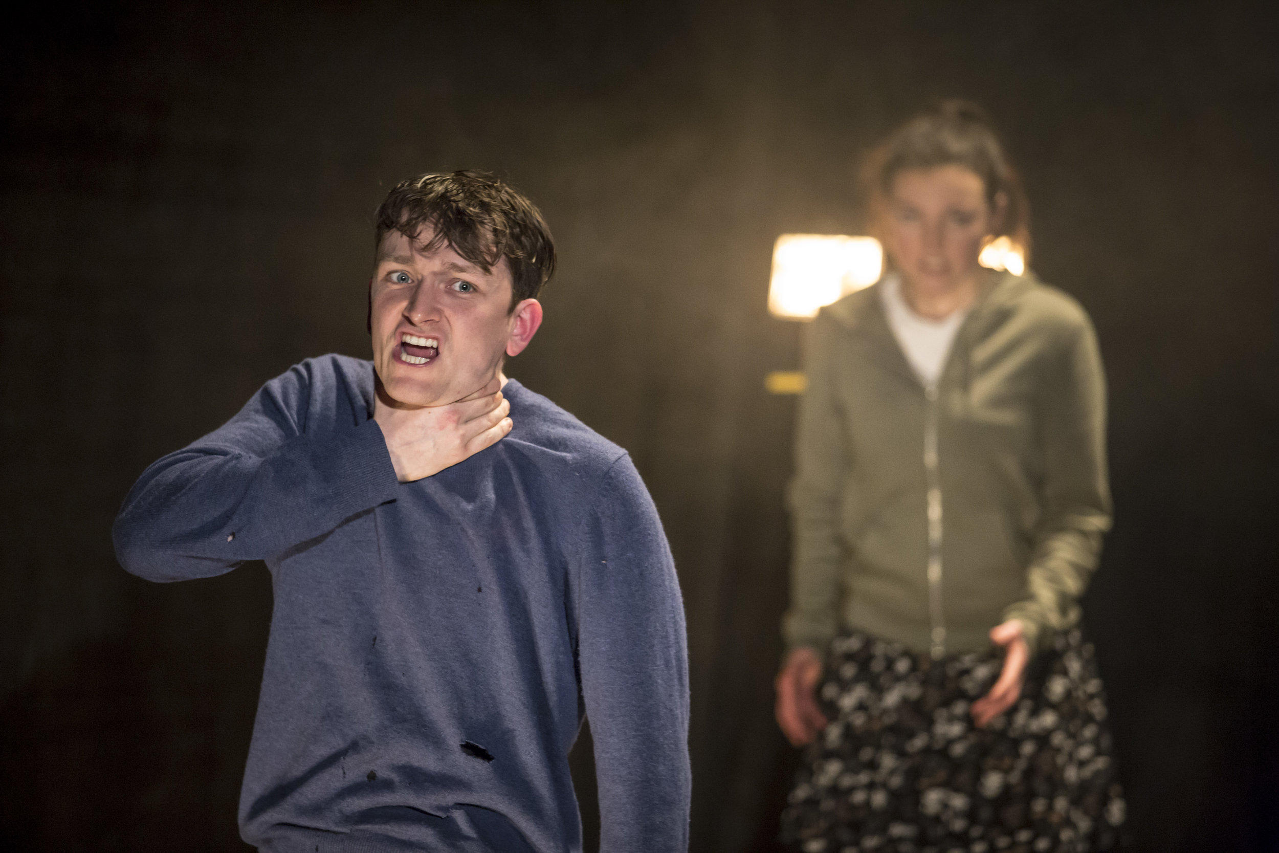 """"""" Debris is a compelling play that never dips in intensity or drama. """"    Reviews Hub"""