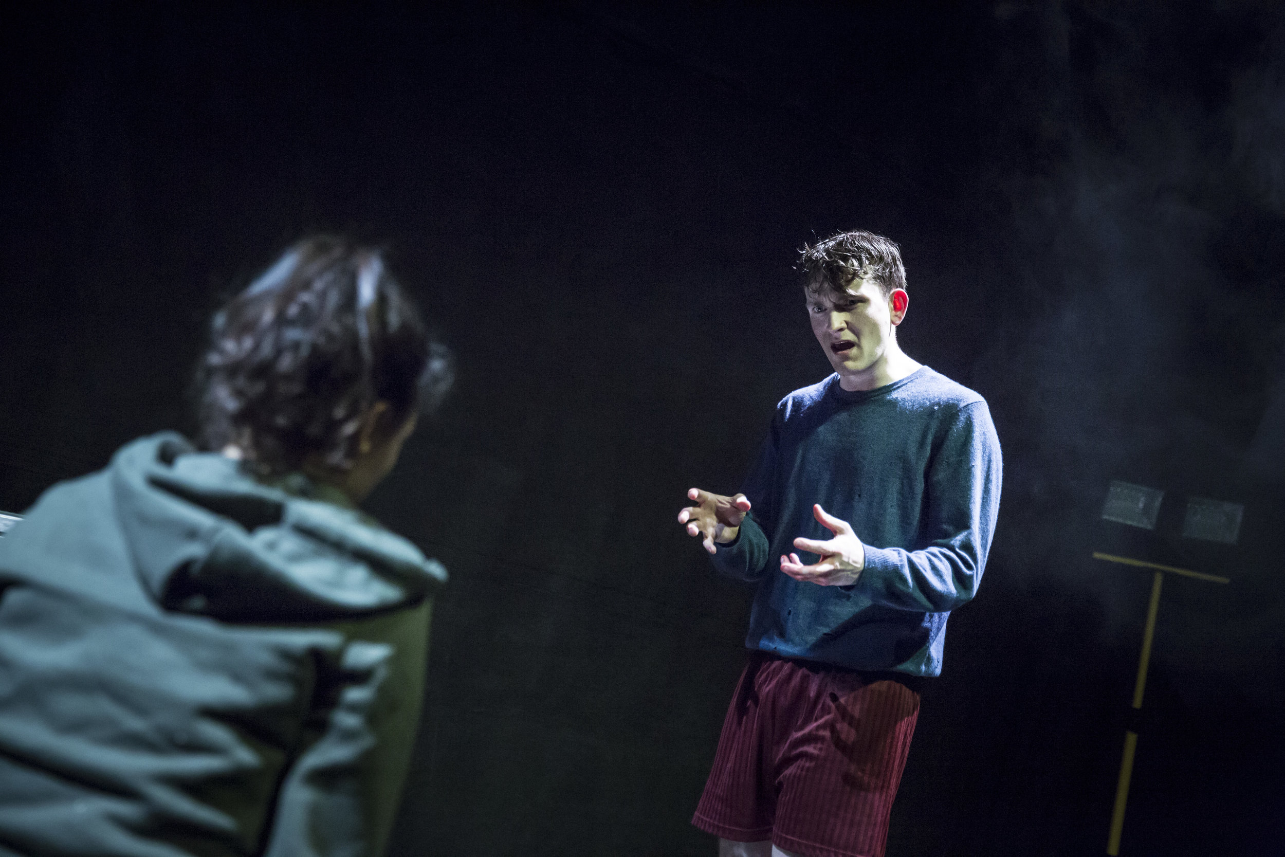 """"""" The material has been handled well by director, Cathal Cleary, bringing nuance where control could easily be lost. """"    Meg.ie"""