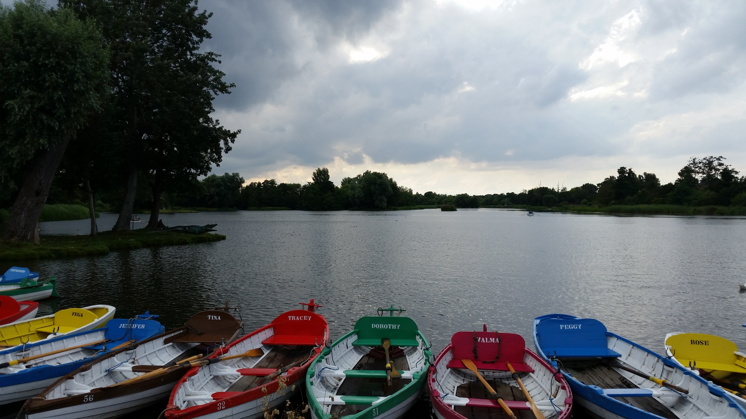 The Meare at Thorpeness, Suffolk