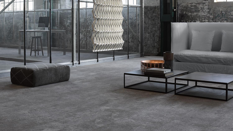 Carpet in Concrete