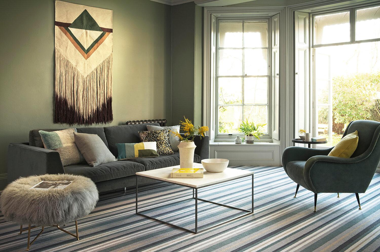 Striped Carpet Carpets Vinyl Ipswich Woodbridge Suffolk Archway Carpets