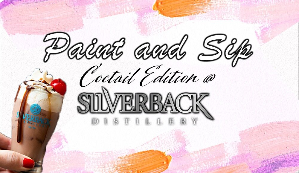 Join Beverly Johnson for a Paint 'n' Sip adventure at Silverback! No experience necessary; Beverly will take you step by step through instructions. All art supplies, apron, your 3-glass sampler and snacks will be provided. Prizes awarded at end of session. Sign up and join the adult fun of painting and sipping. Reserve now limited seating available.  Tickets available here.