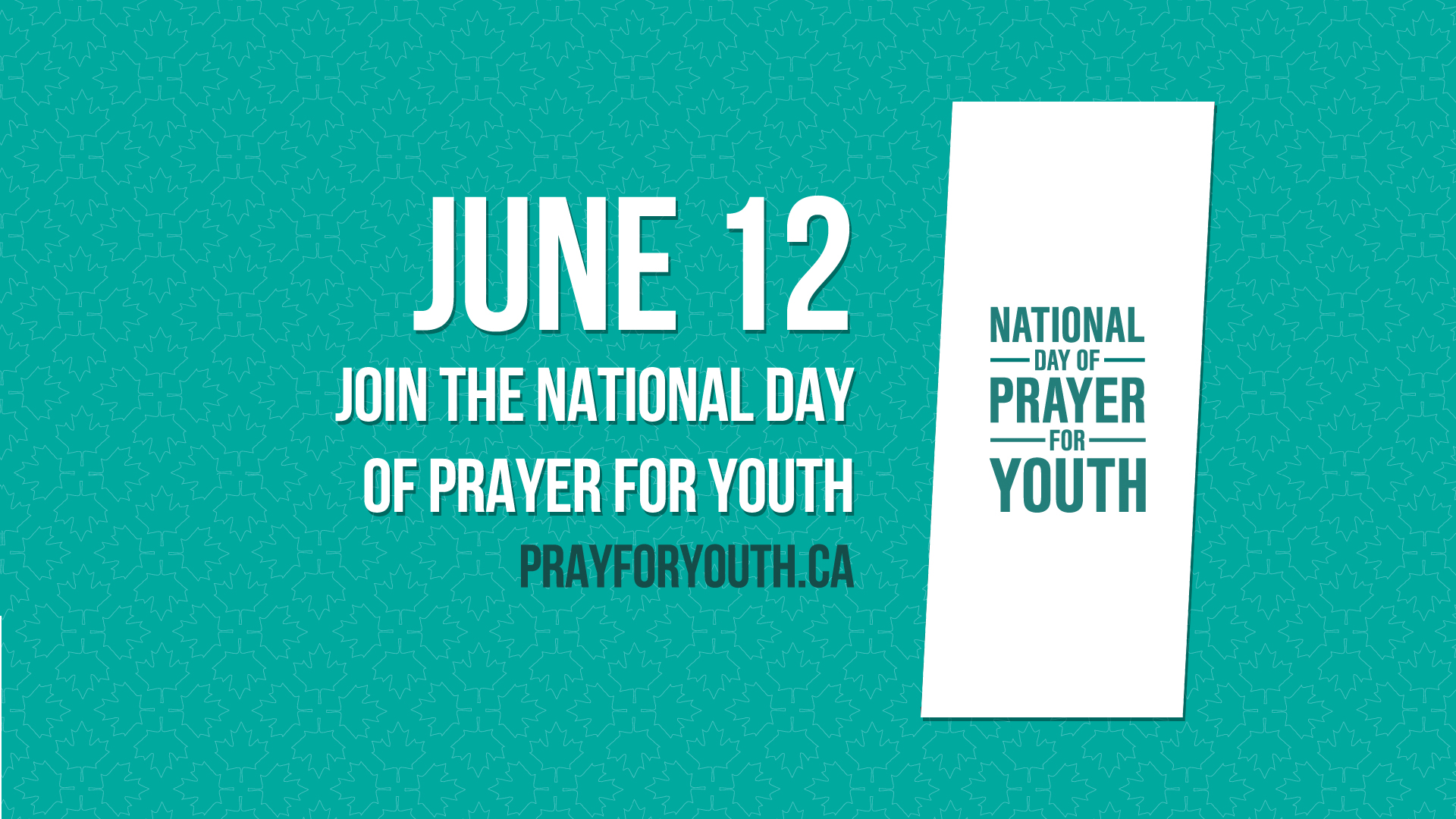 National Day of Prayer for Youth (HD)
