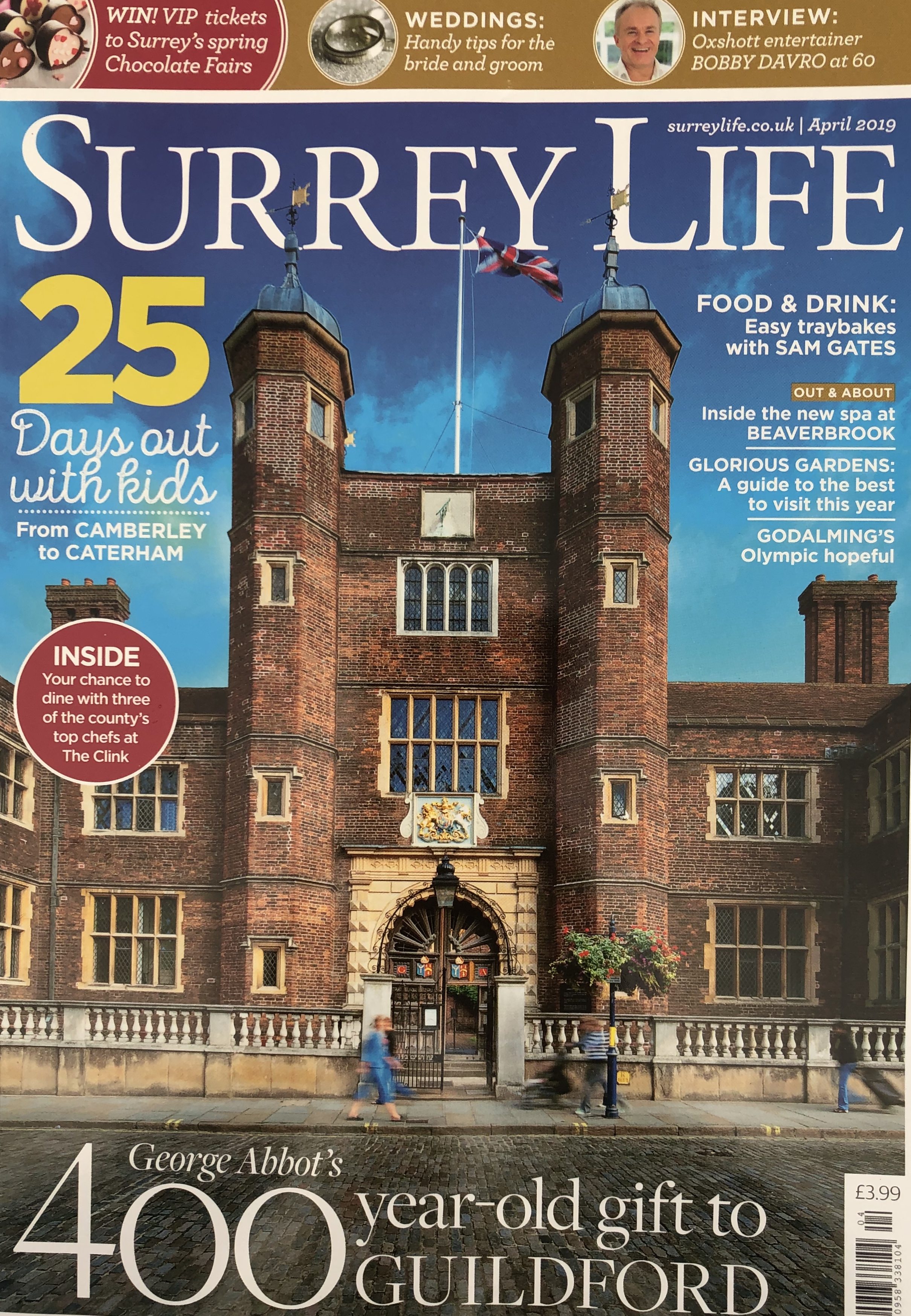Surrey Life April issue