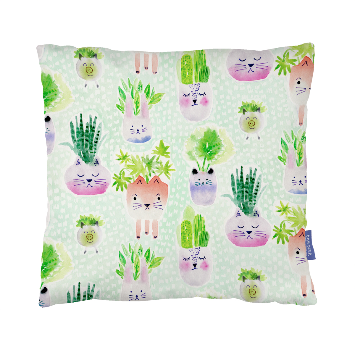 Planter Pals cushion