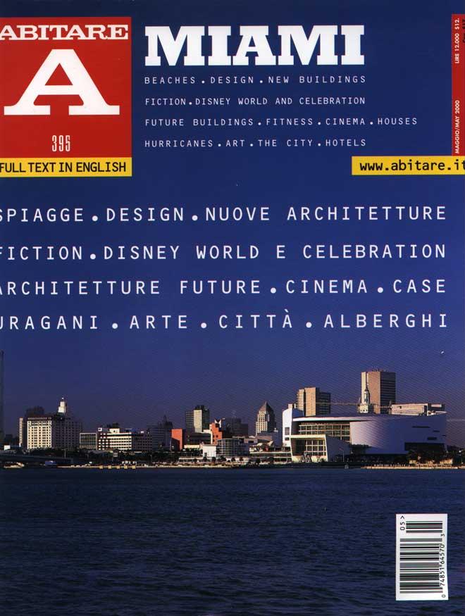 ABITARE MAGAZINE, MAY 2000
