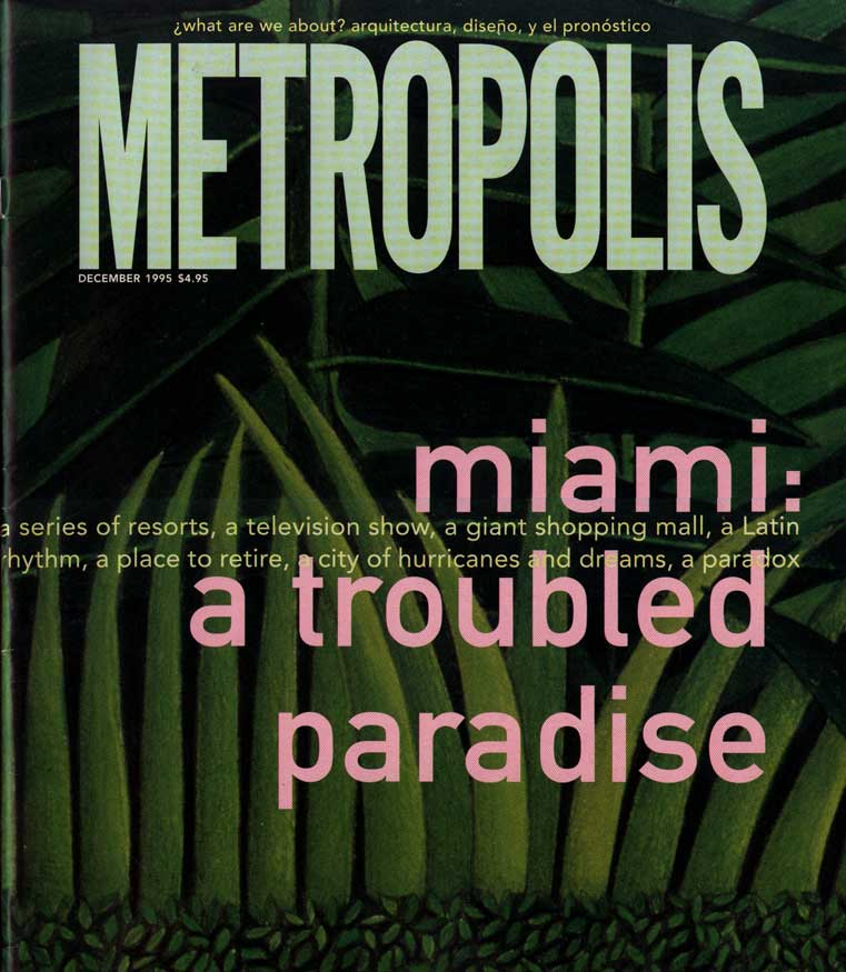 METROPOLIS, DECEMBER 1995