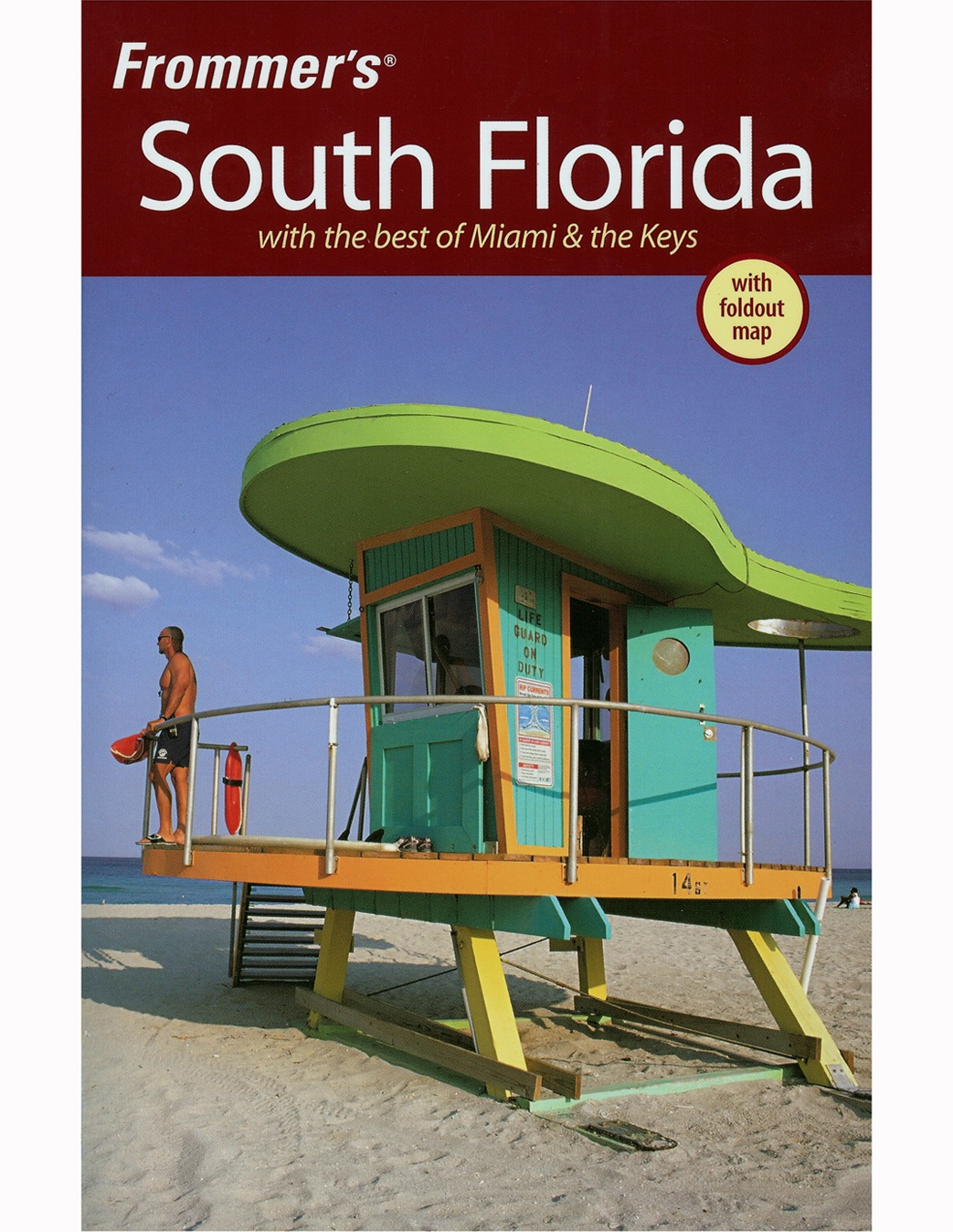 FROMMER'S: SOUTH FLORIDA, 2008