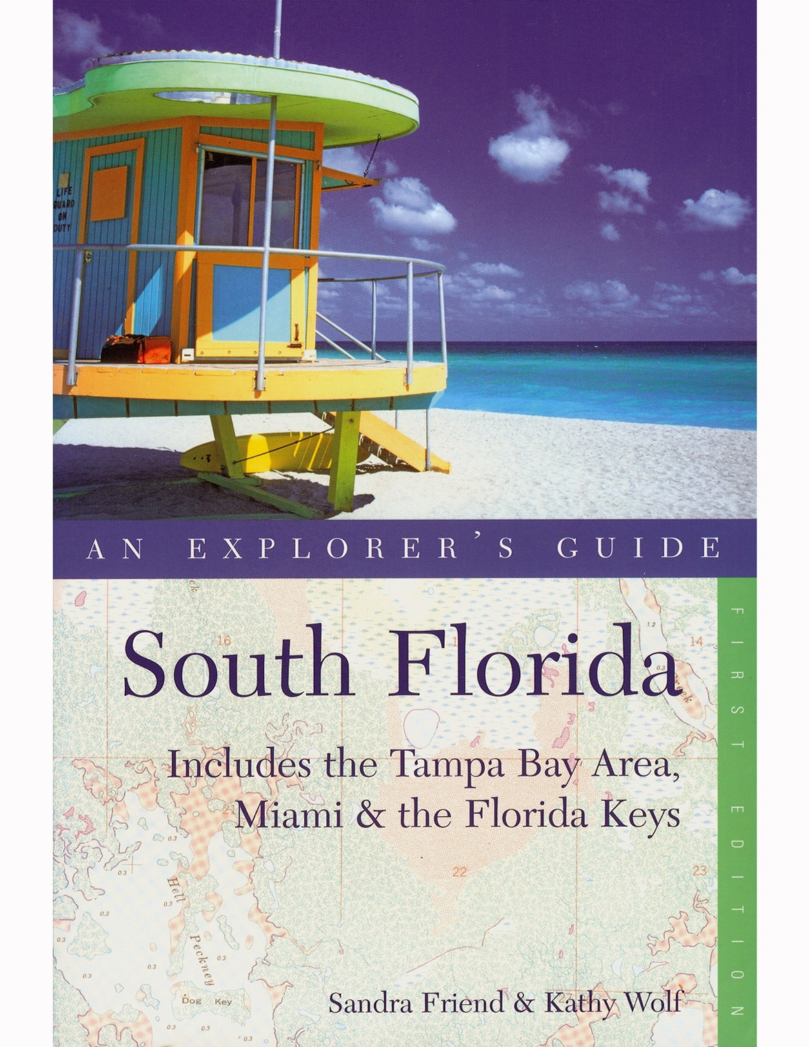 AN EXPLORER'S GUIDE: SOUTH FLORIDA, 2008