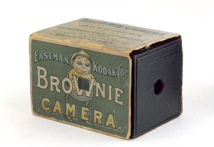 The original Kodak Brownie
