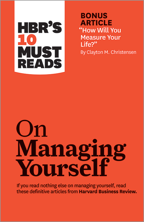 on managing yourself hbr.png