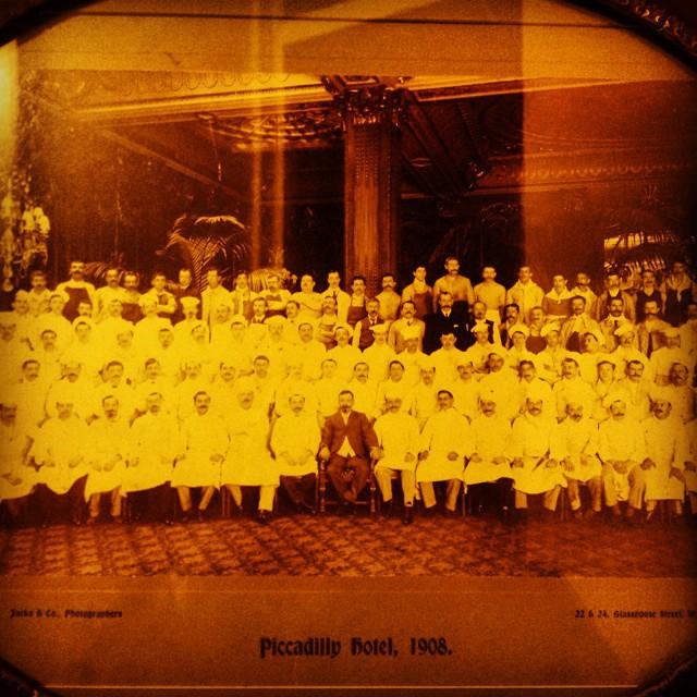#piccadillyhotel #1908 #InlassableDisque #chezjean