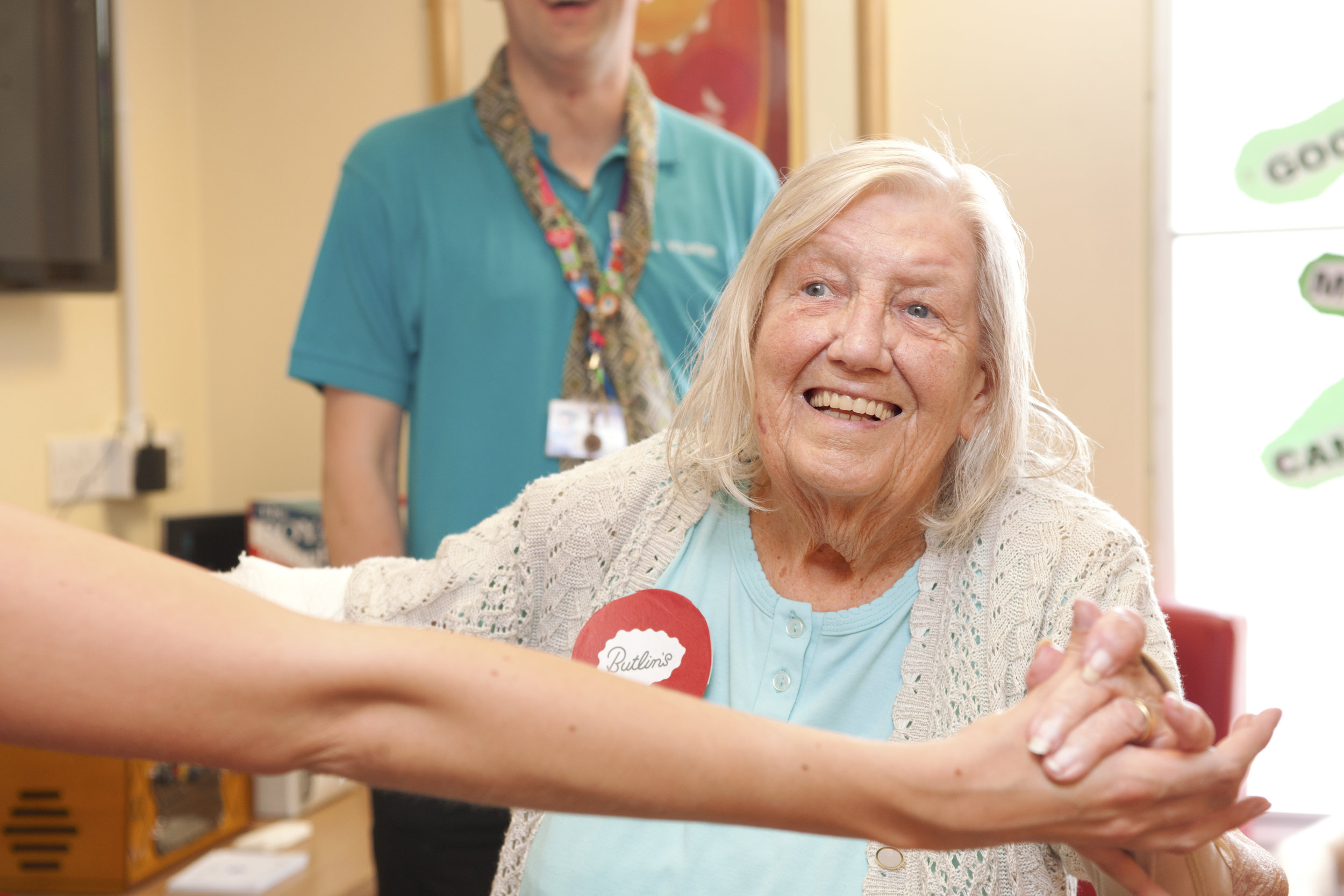 Giving Dignity Back to our Older Patients