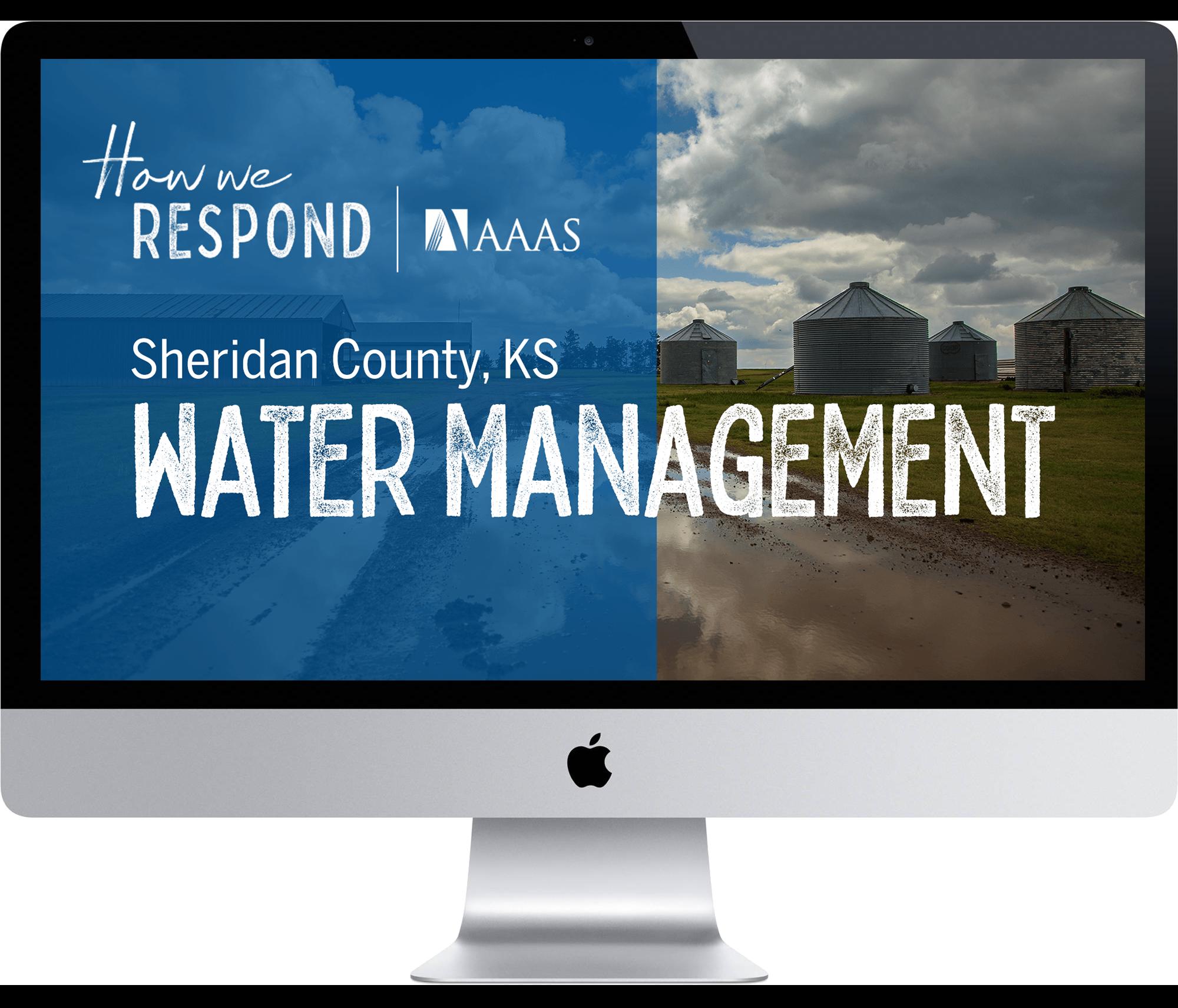 Sheridan County, KS - Water
