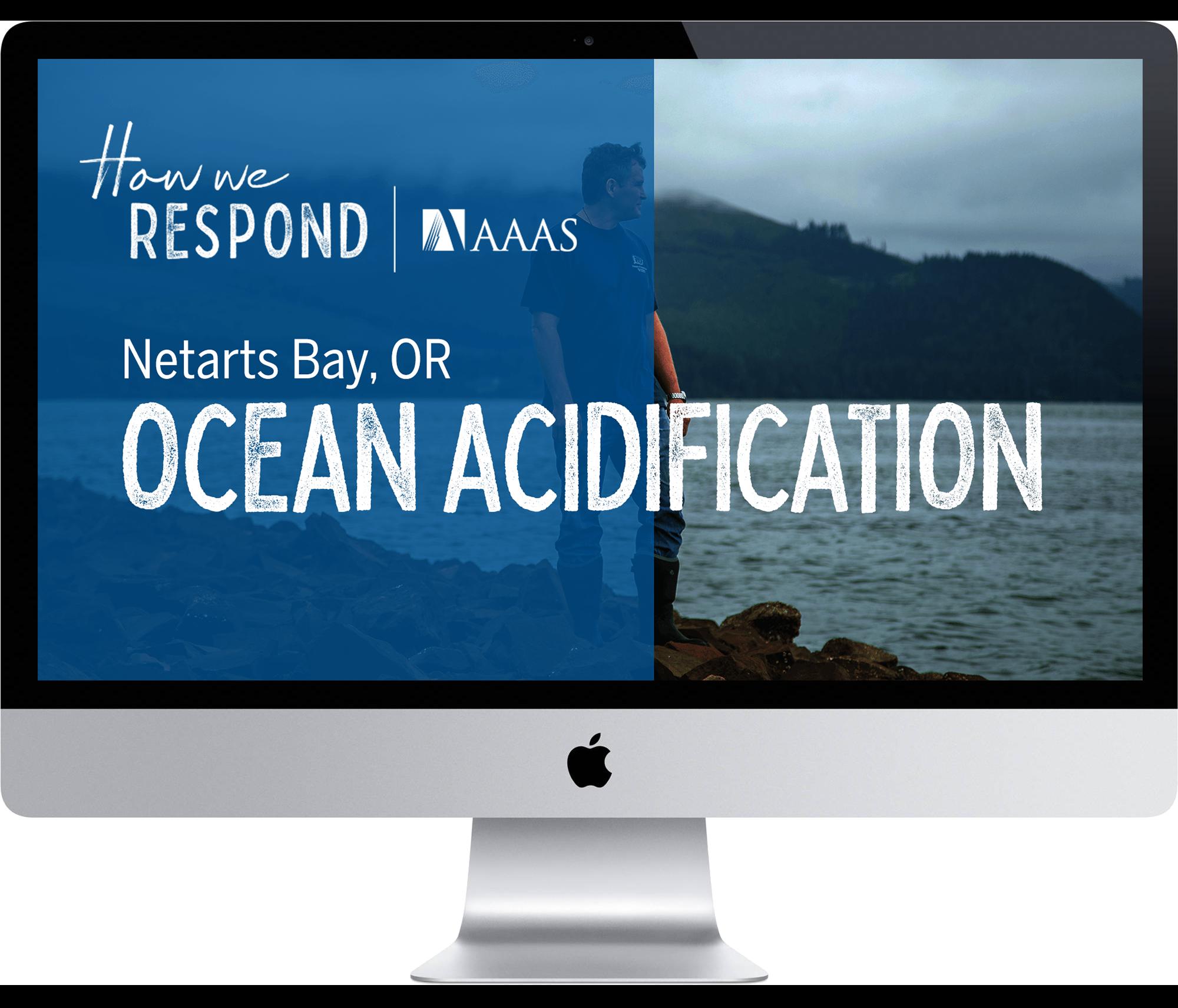 Netarts Bay, OR - Acidification