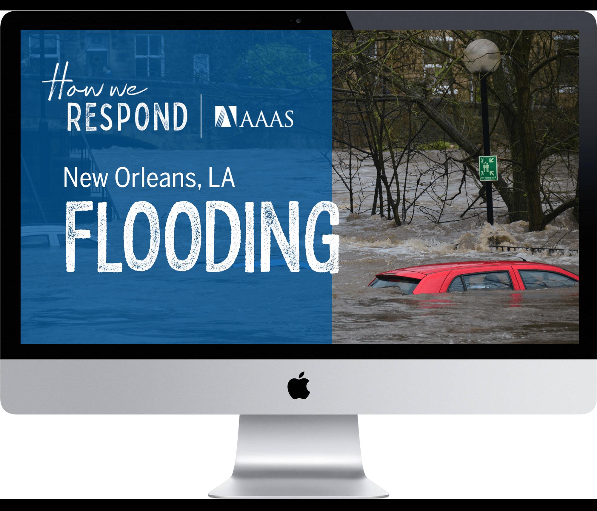 New Orleans, LA - Flooding
