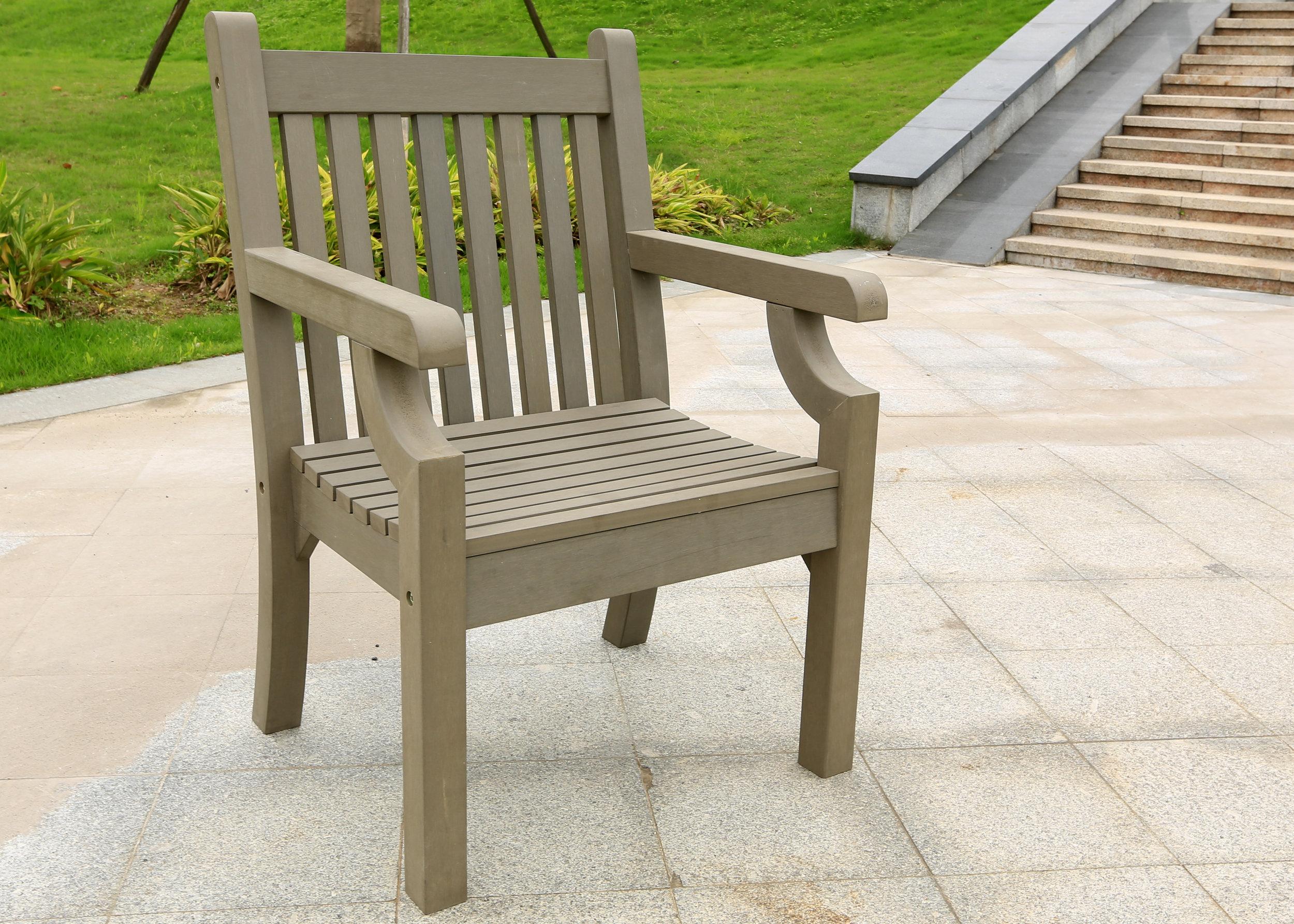 Armchair (Grey)
