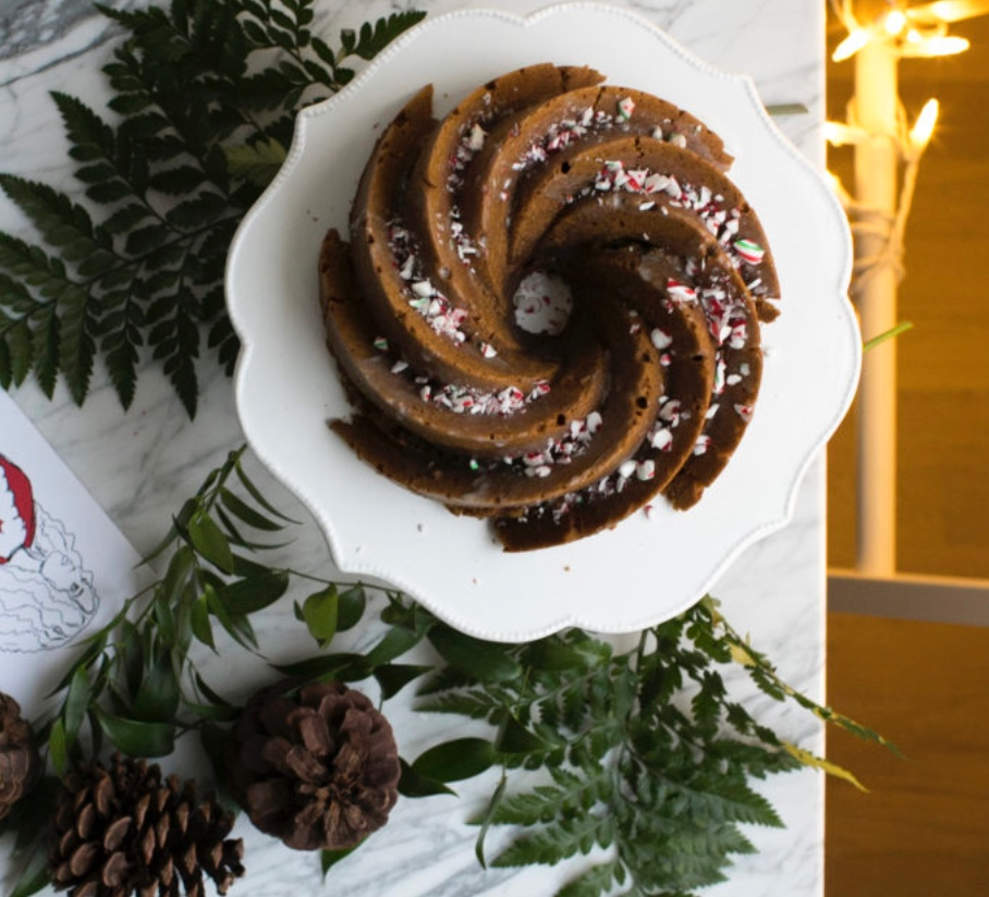 VITAMIX WINTER SPICE CAKE