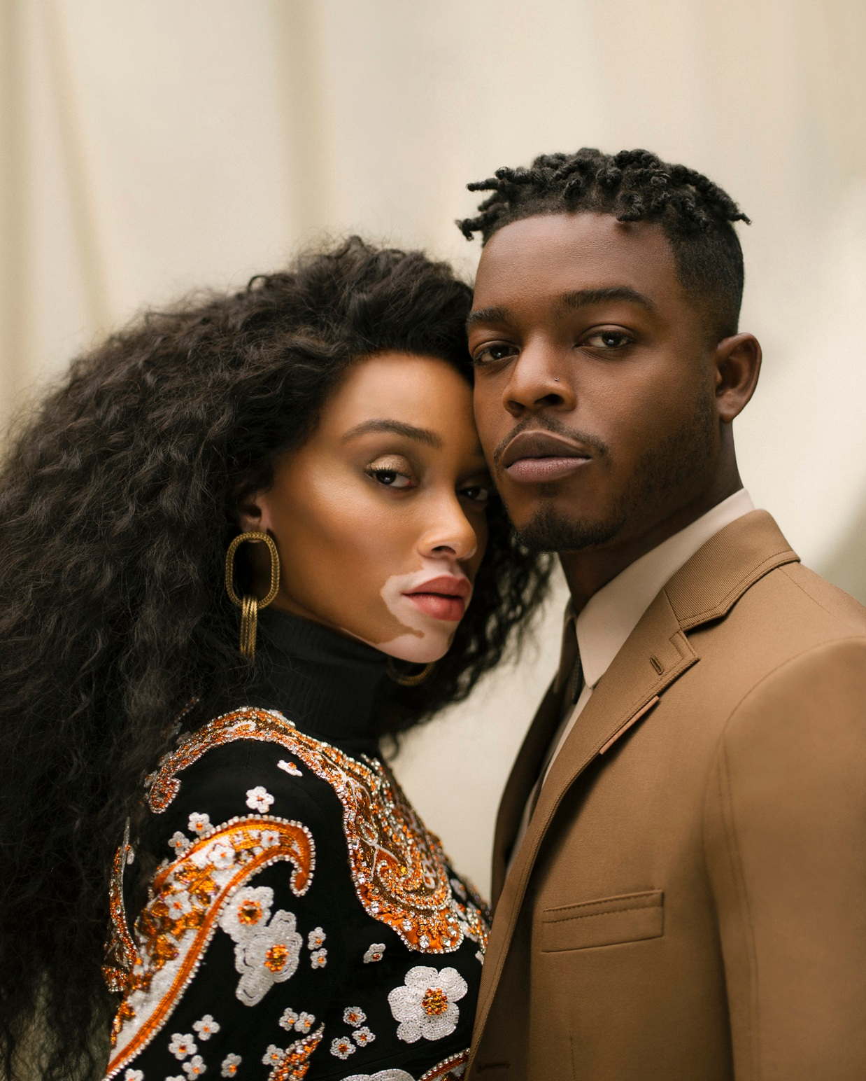 WINNIE HARLOW & STEPHAN JAMES | ELLE