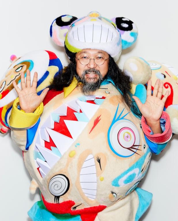 TAKASHI MURAKAMI | OVO