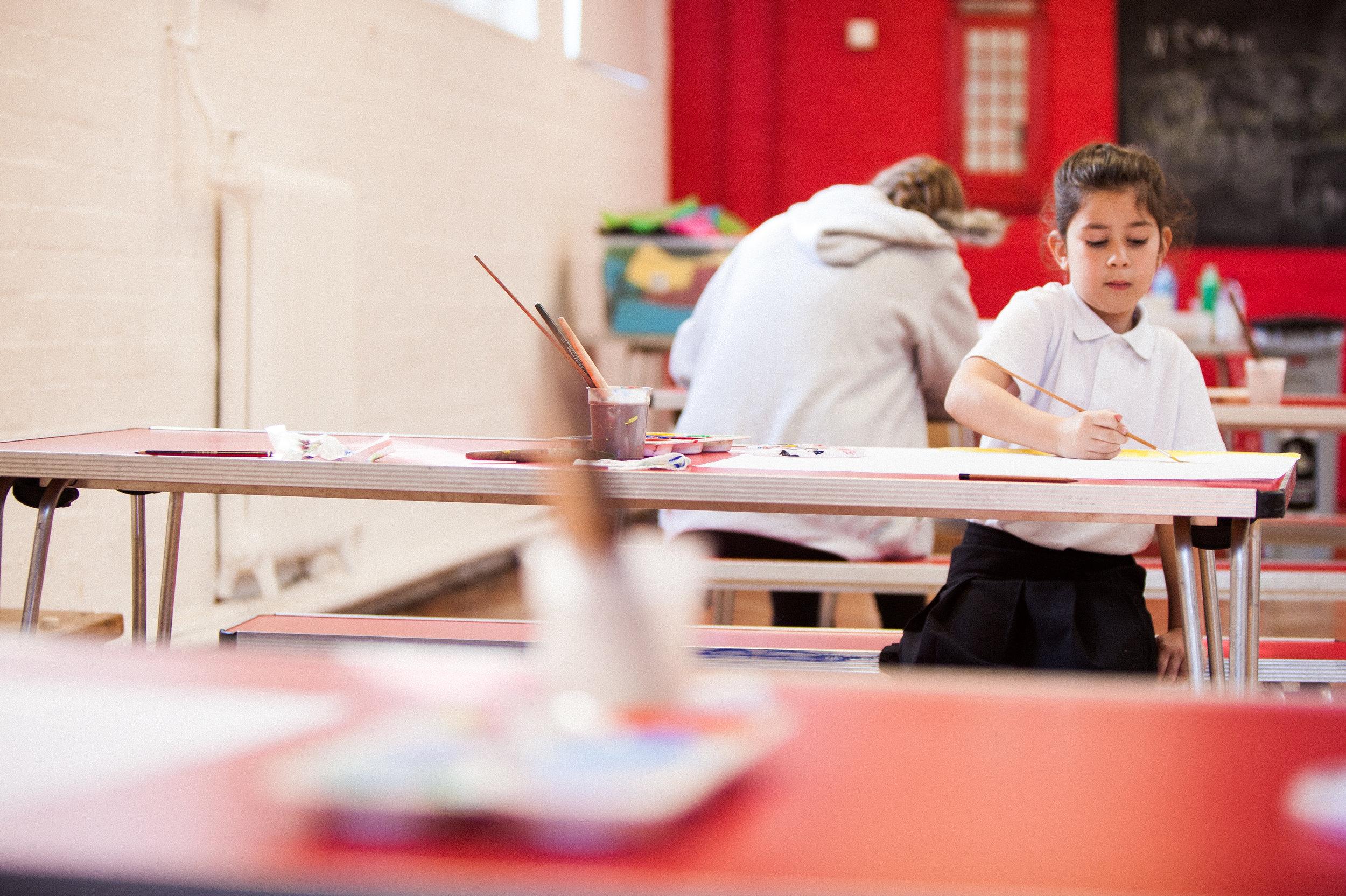 Redehall School, Surrey