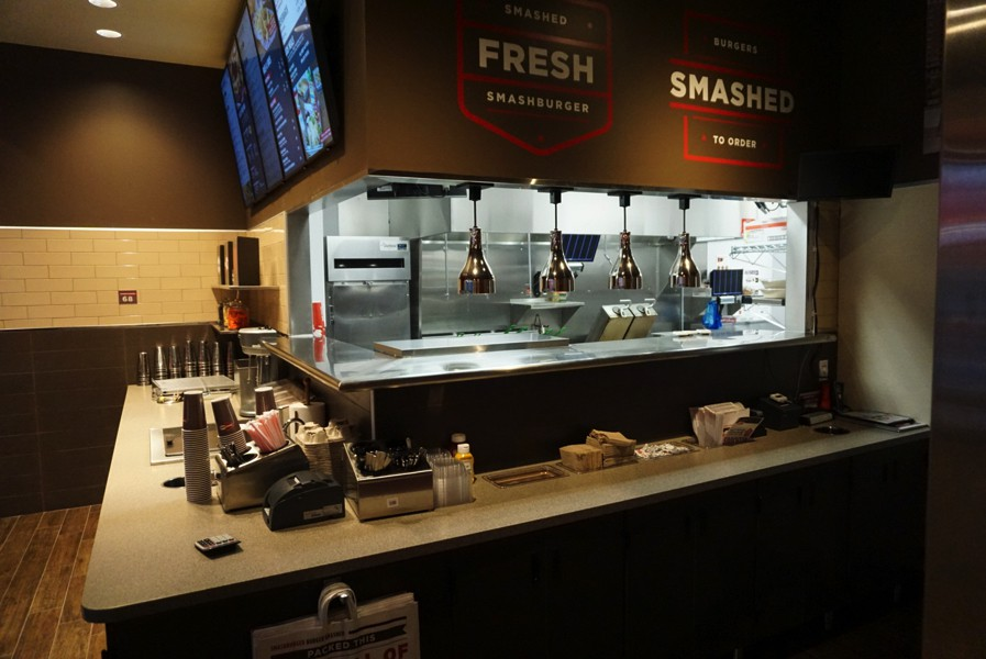 Malvern Smash Burger Restaurant