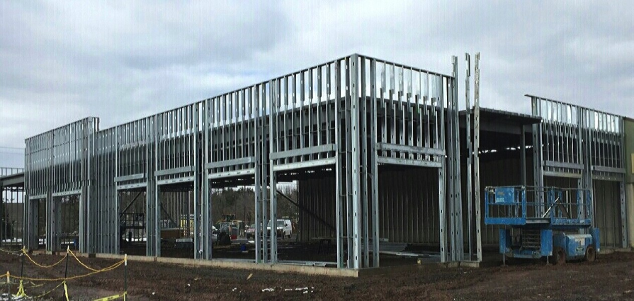 Pennsylvania Car Dealership Construction