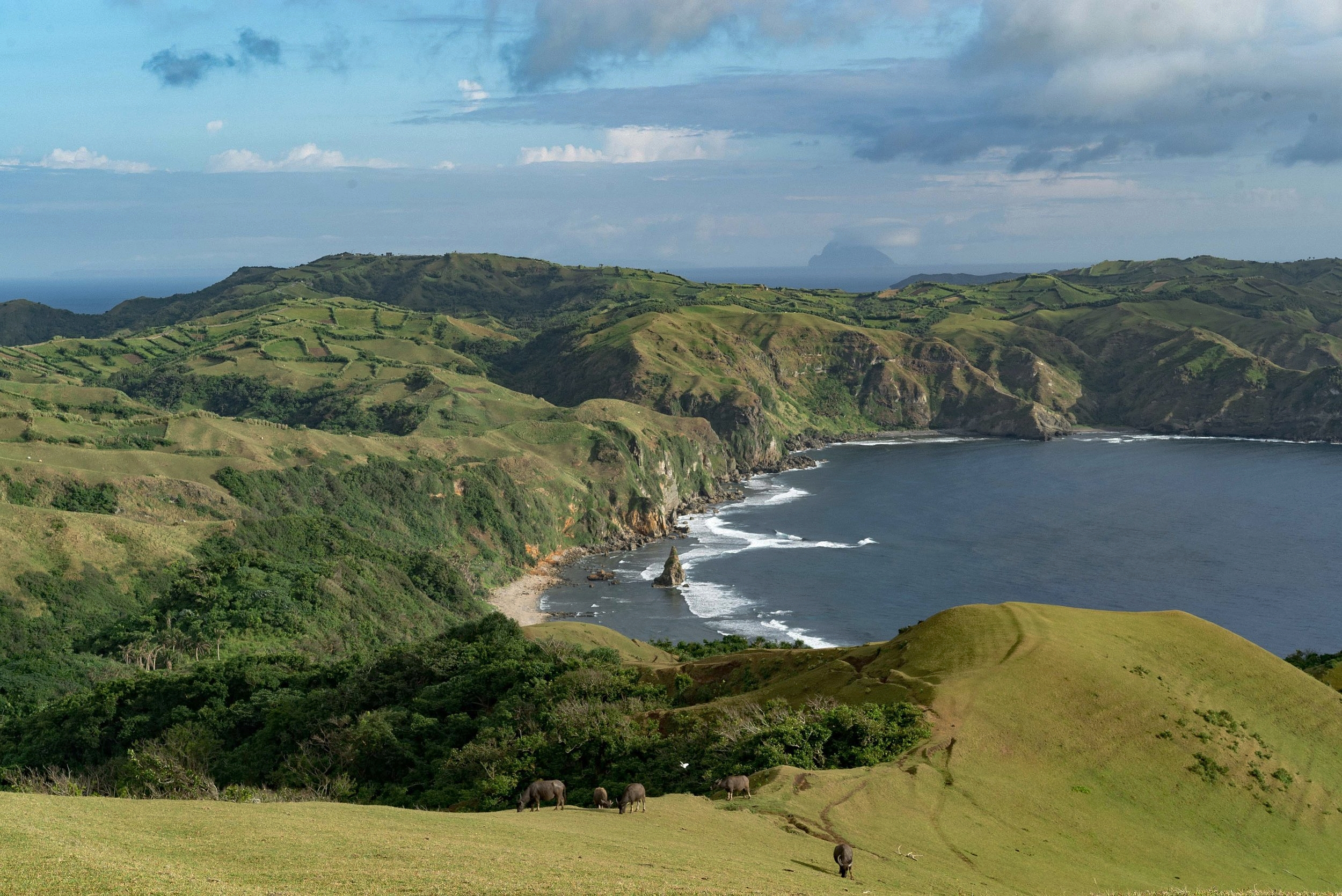 Batanes is the northernmost province in the Philippines.