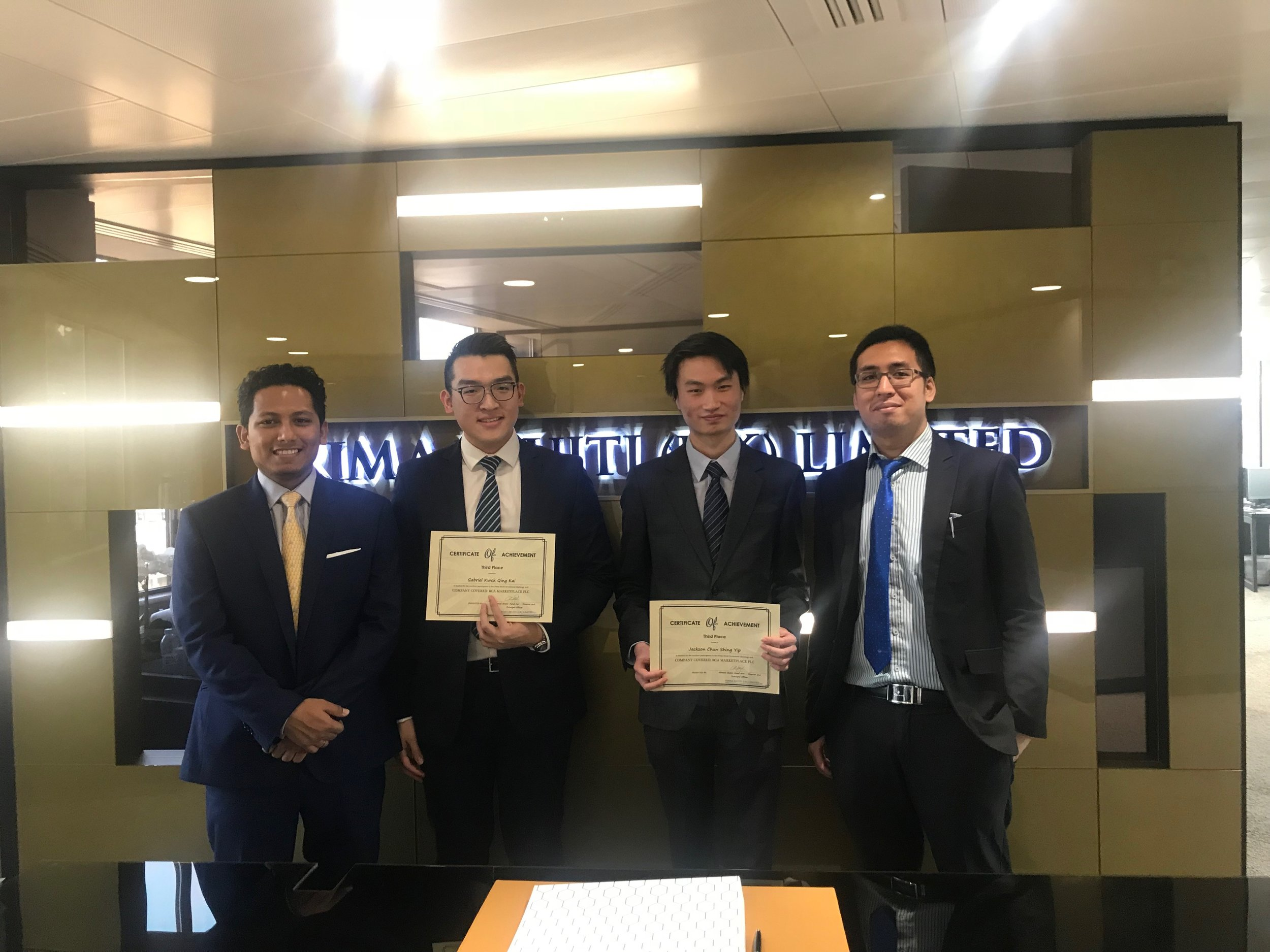 BCA Marketplace Plc (Gabriel Kwok Qing Kai, Jackson Chun Shing Yip) 3rd Place.JPG