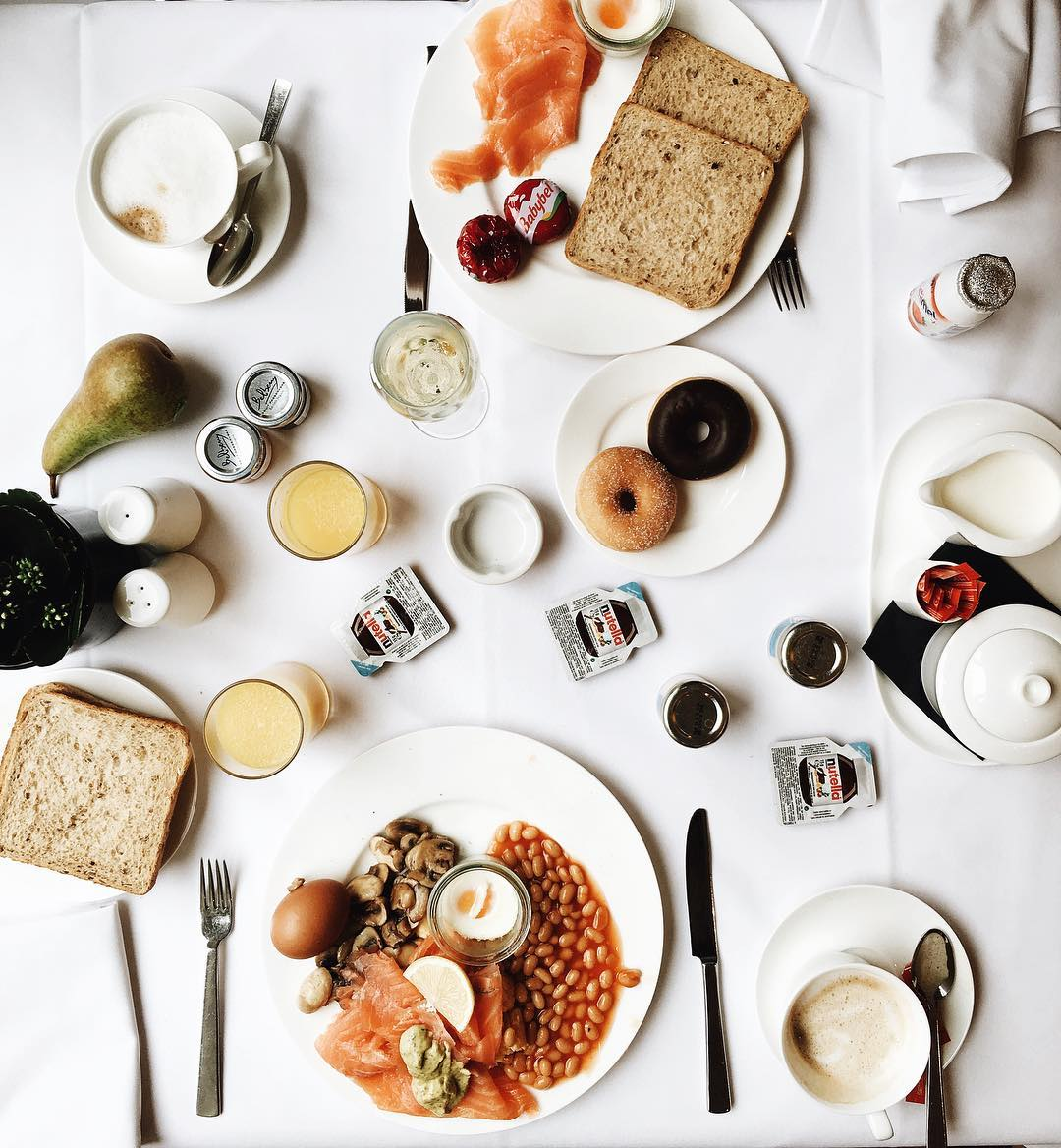 Last breakfast at the Palace.%0A%0A#BeautifulDestinations %0A#theluxurycollection.jpg