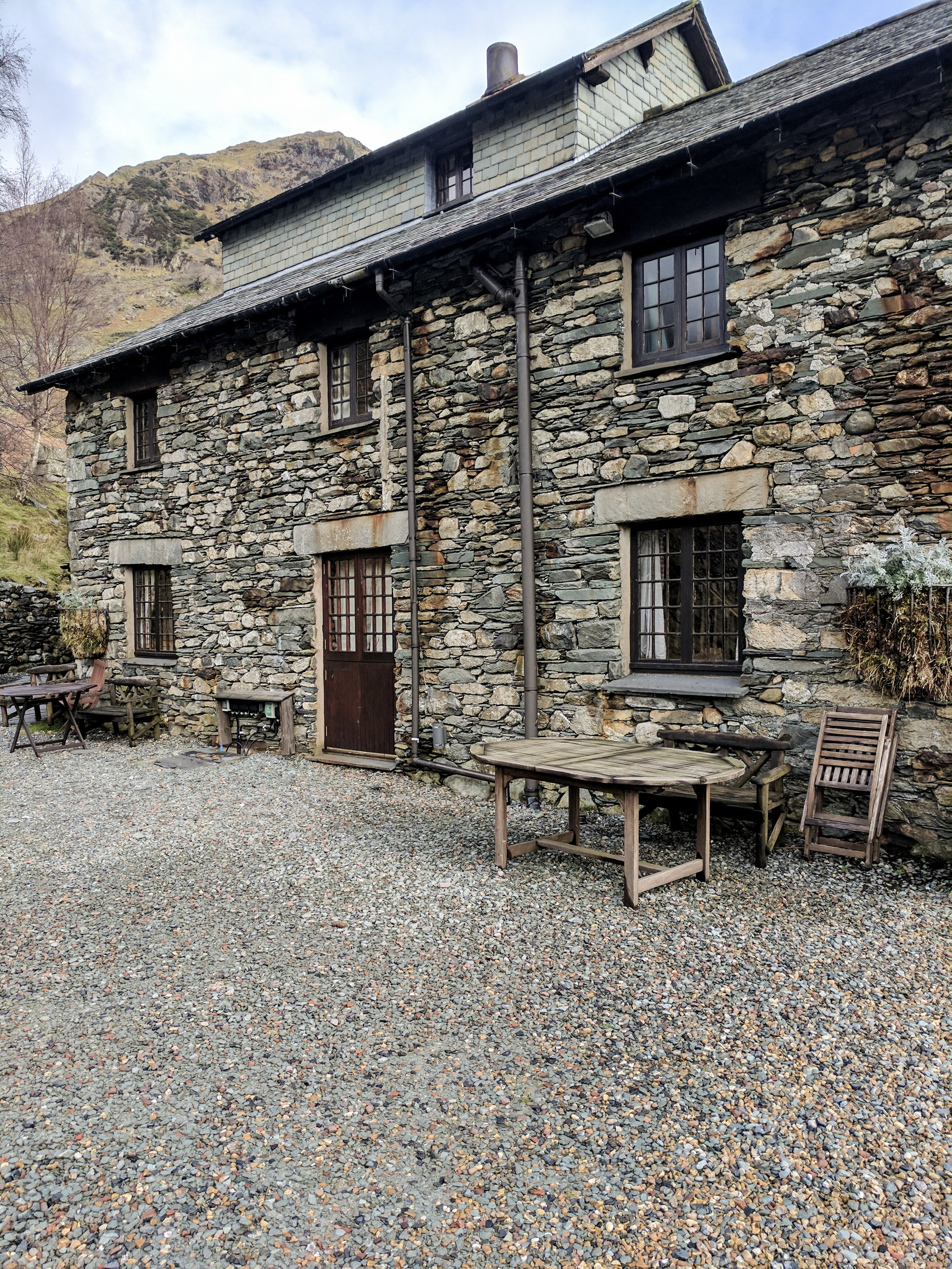 Coppermines Cottage