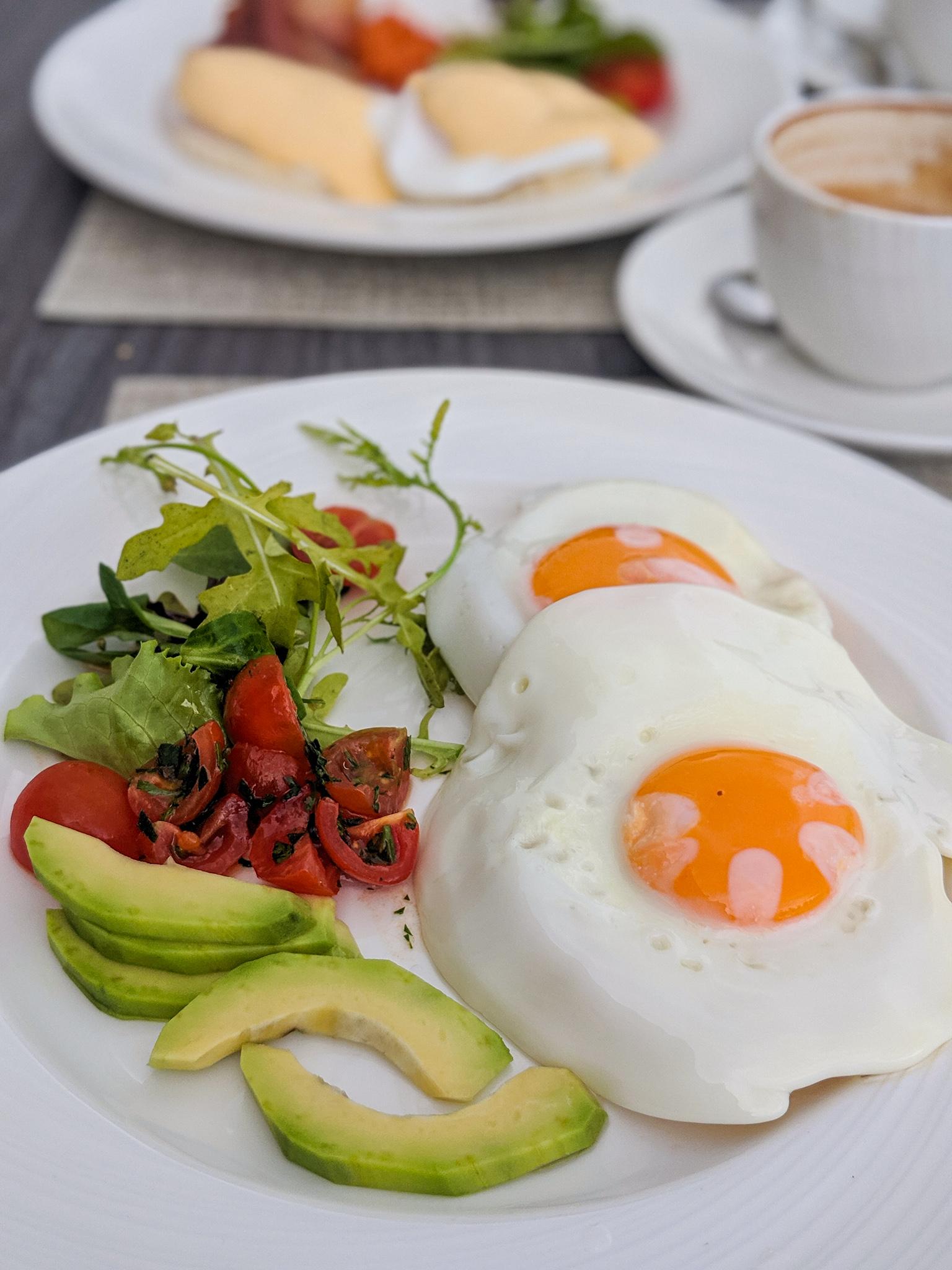 Breakfast at  Iberostar .
