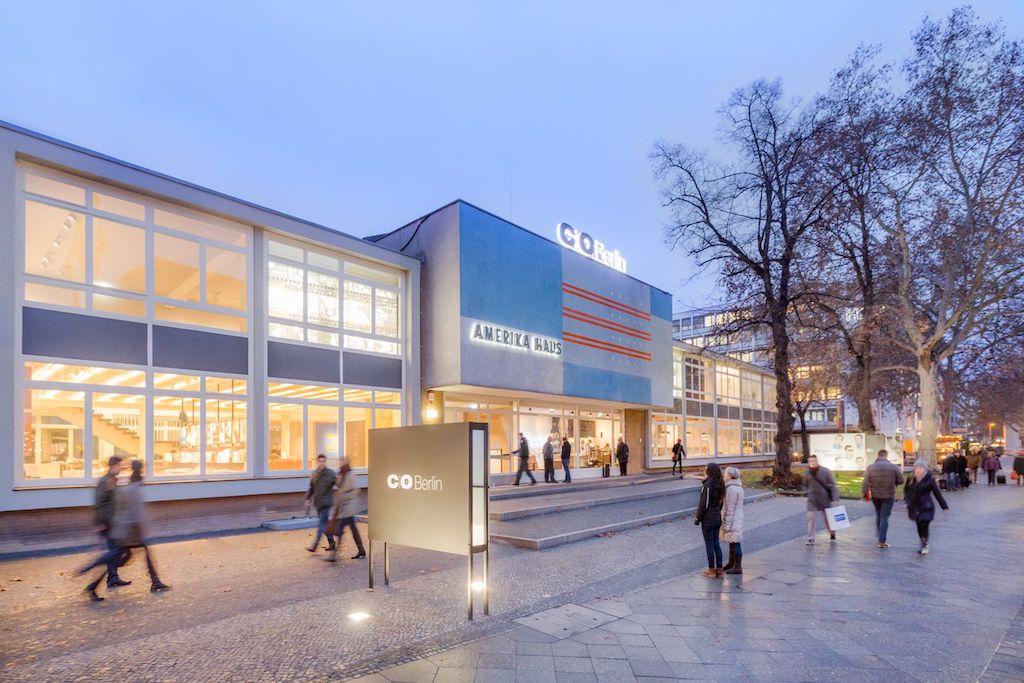 CO Berlin Amerikahaus © C/O Berlin/ David von Becker