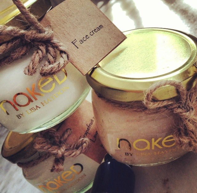 Naked Skincare Lisa Haydon