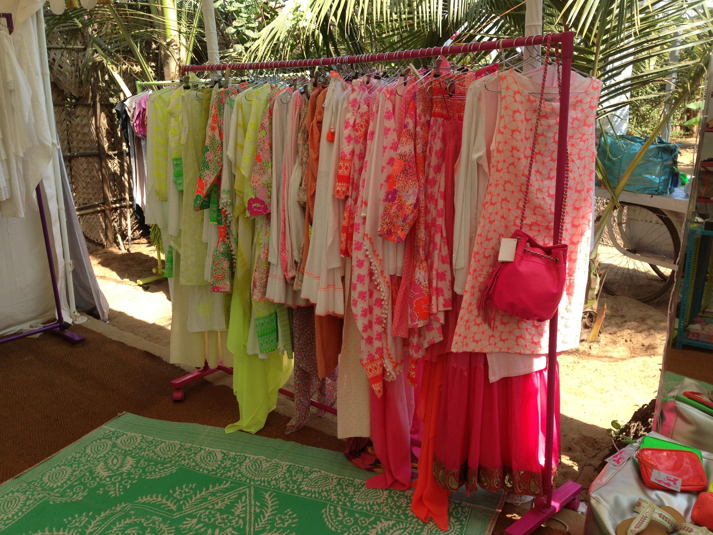 the shop by nana Ki ashvem beach