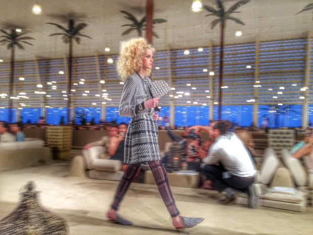 Chanel Cruise Dubai