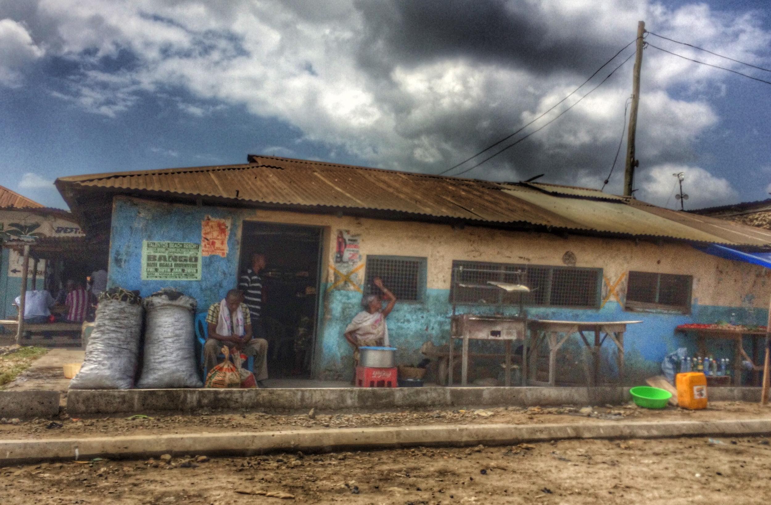 Leila in Kenya