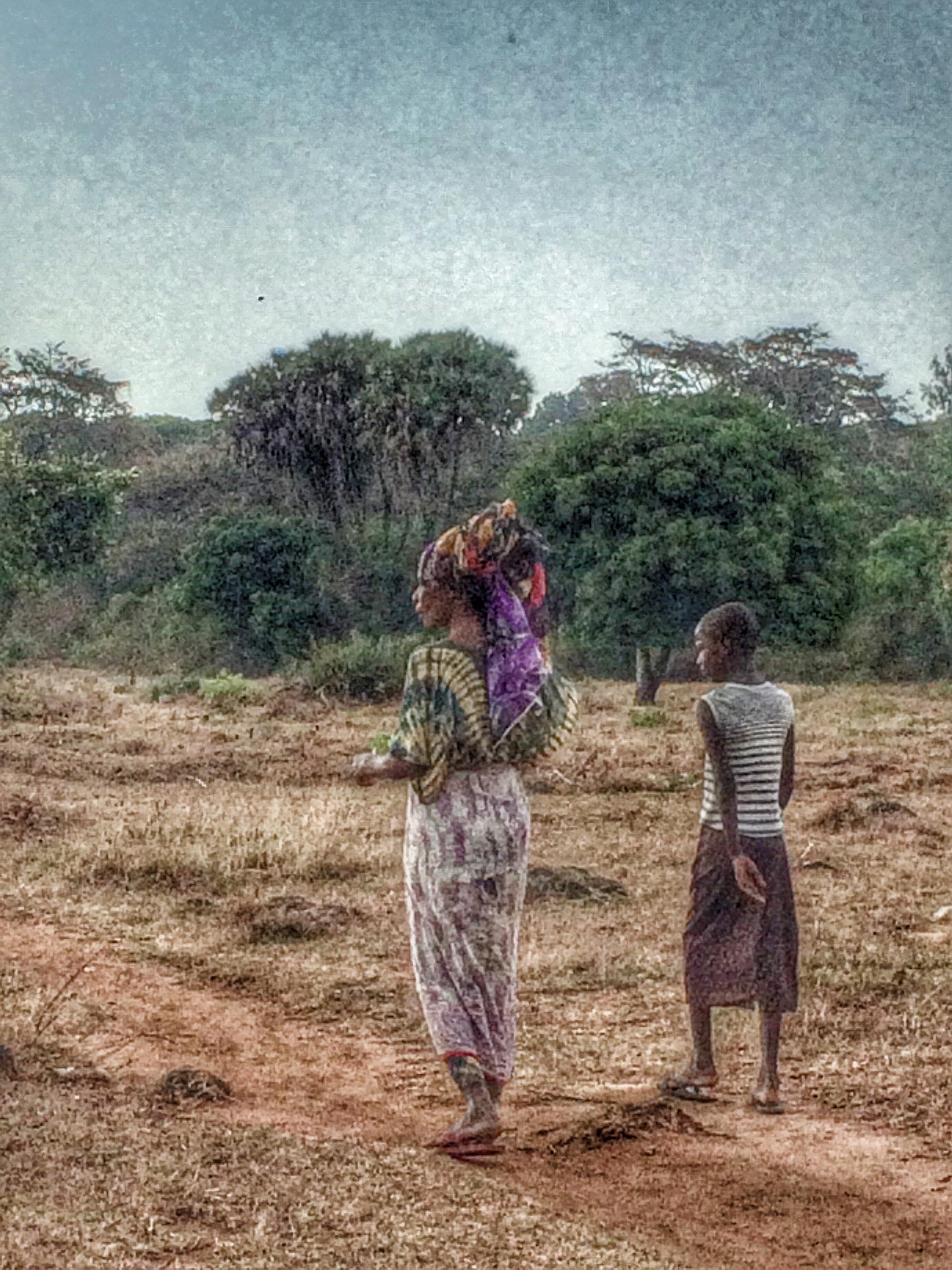 A Walk in Ukunda