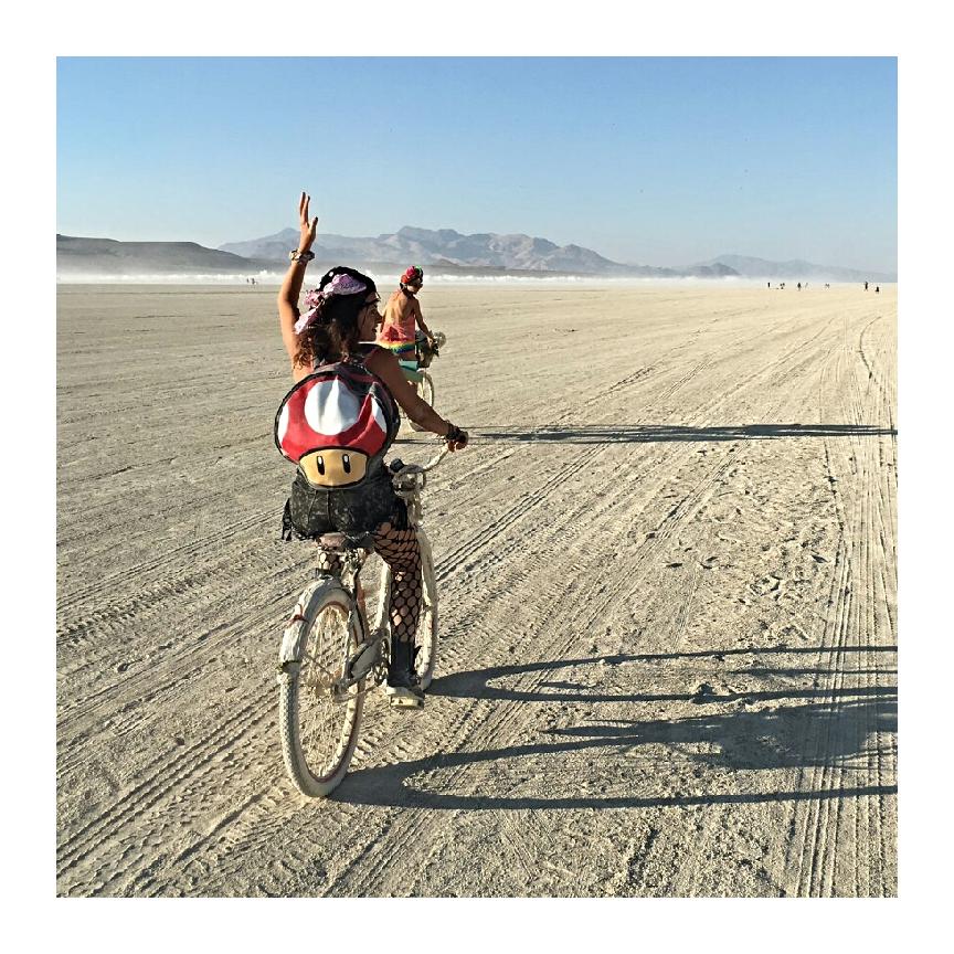 LeilaAntakly Burning Man