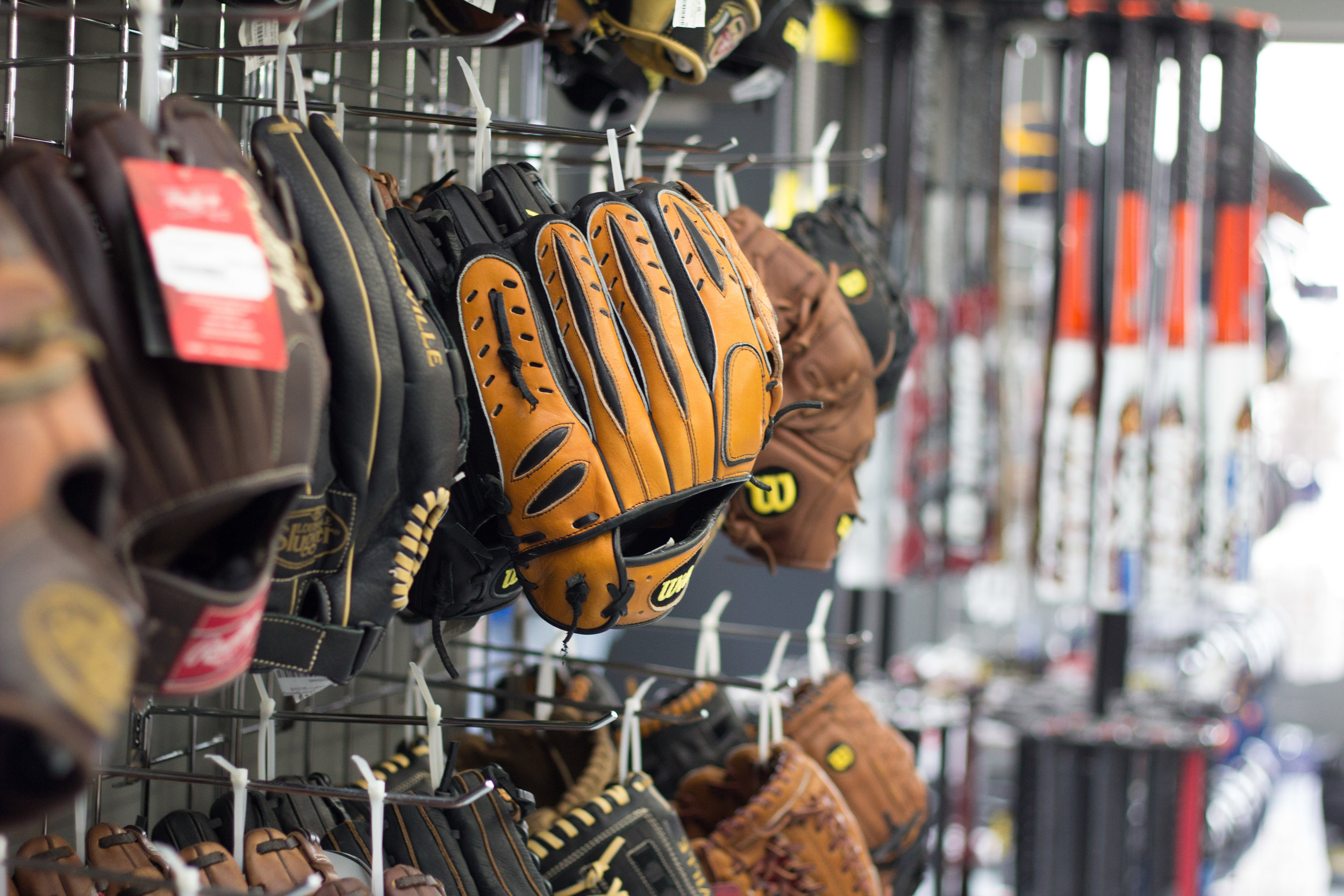 Baseball Glove Vadnais Heights