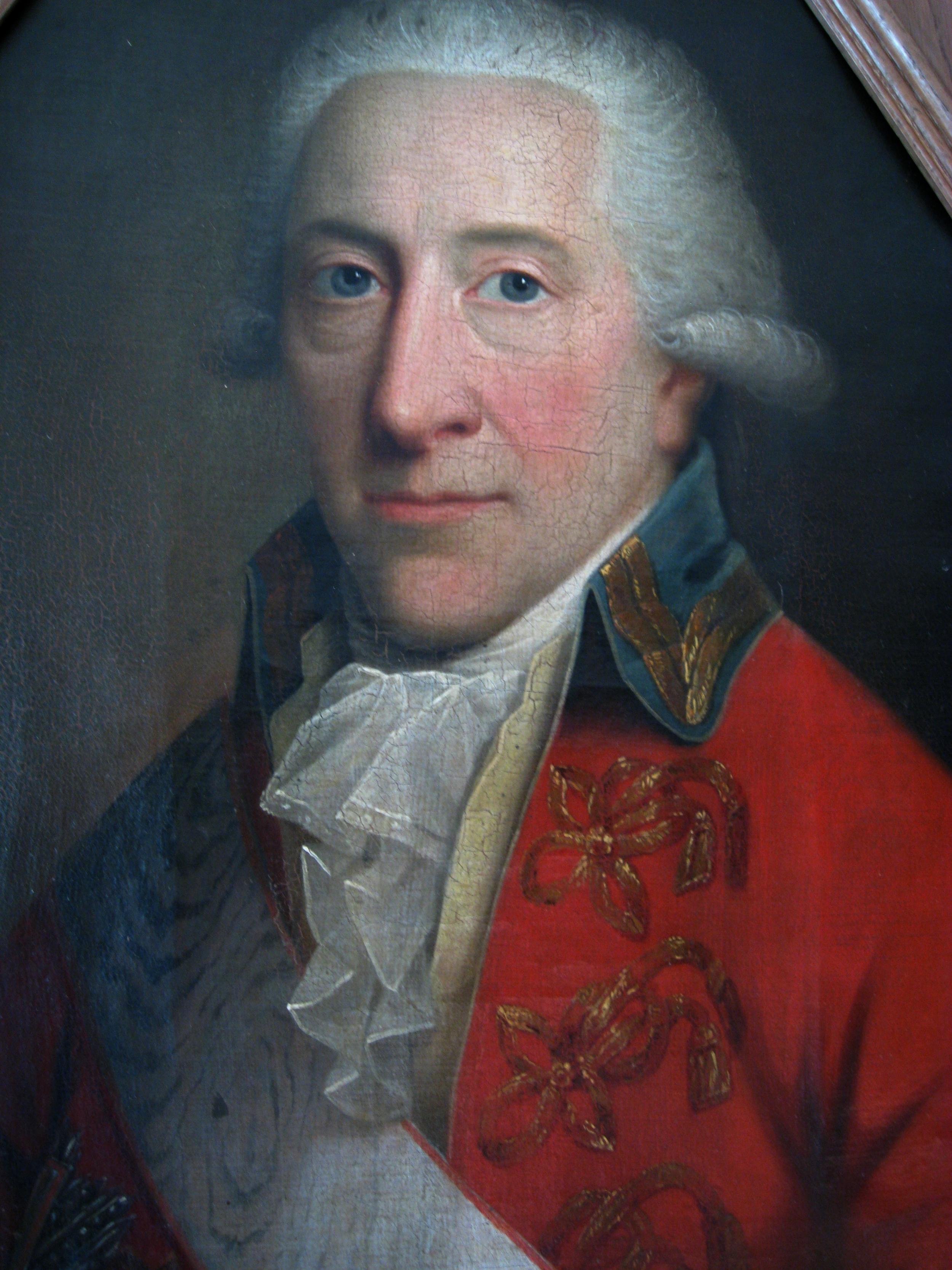 Frederik Siegfried Rantzau (1744-1822)