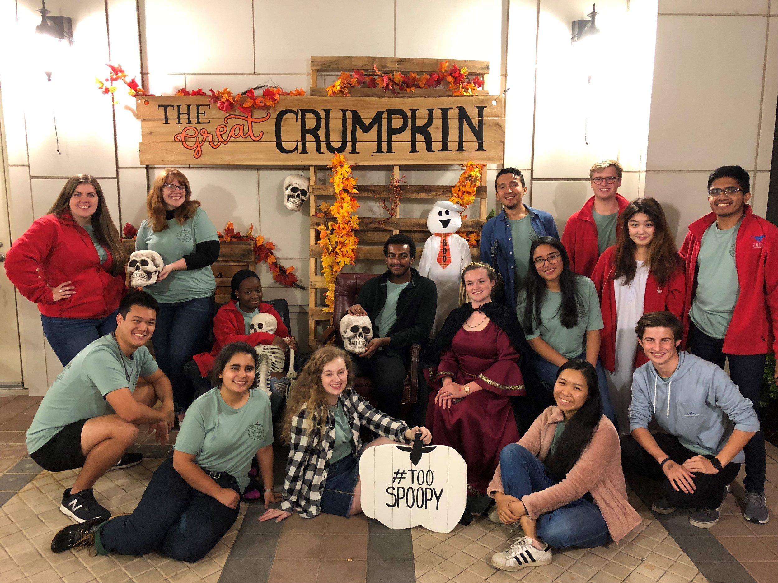 2018 Great Crumpkin