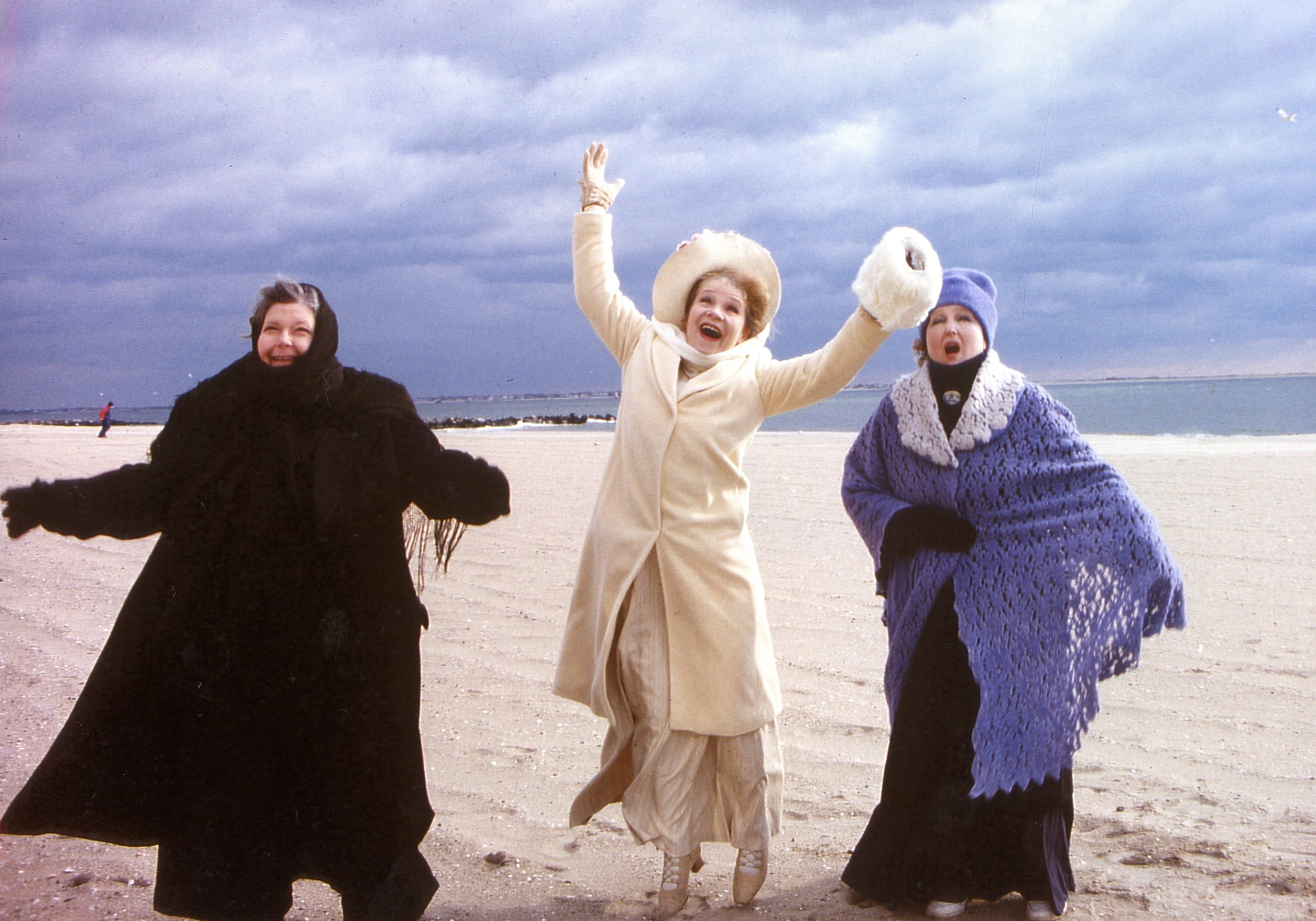 THREE SISTERS, MCC Theater, New York, 1998