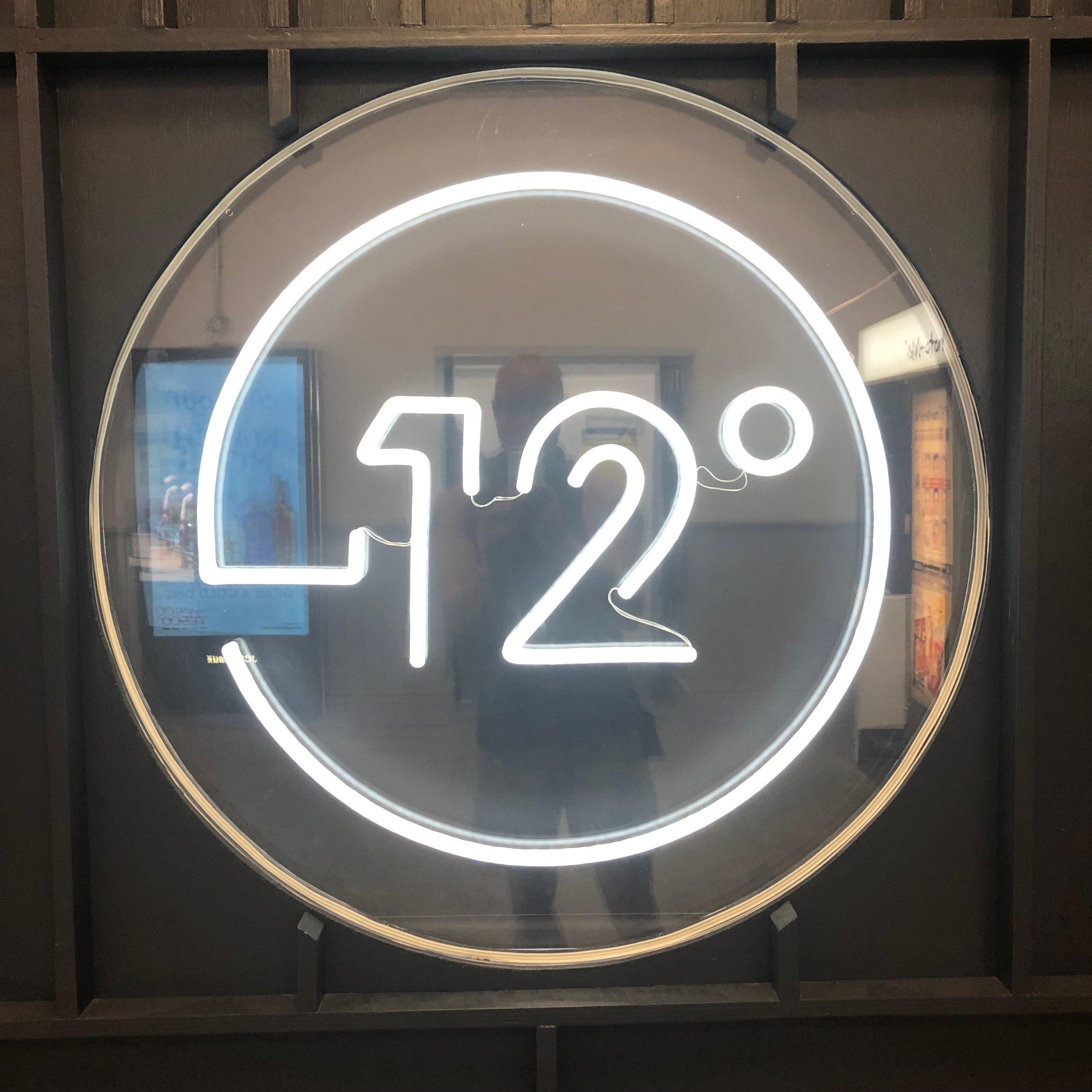12 degrees LED Neon
